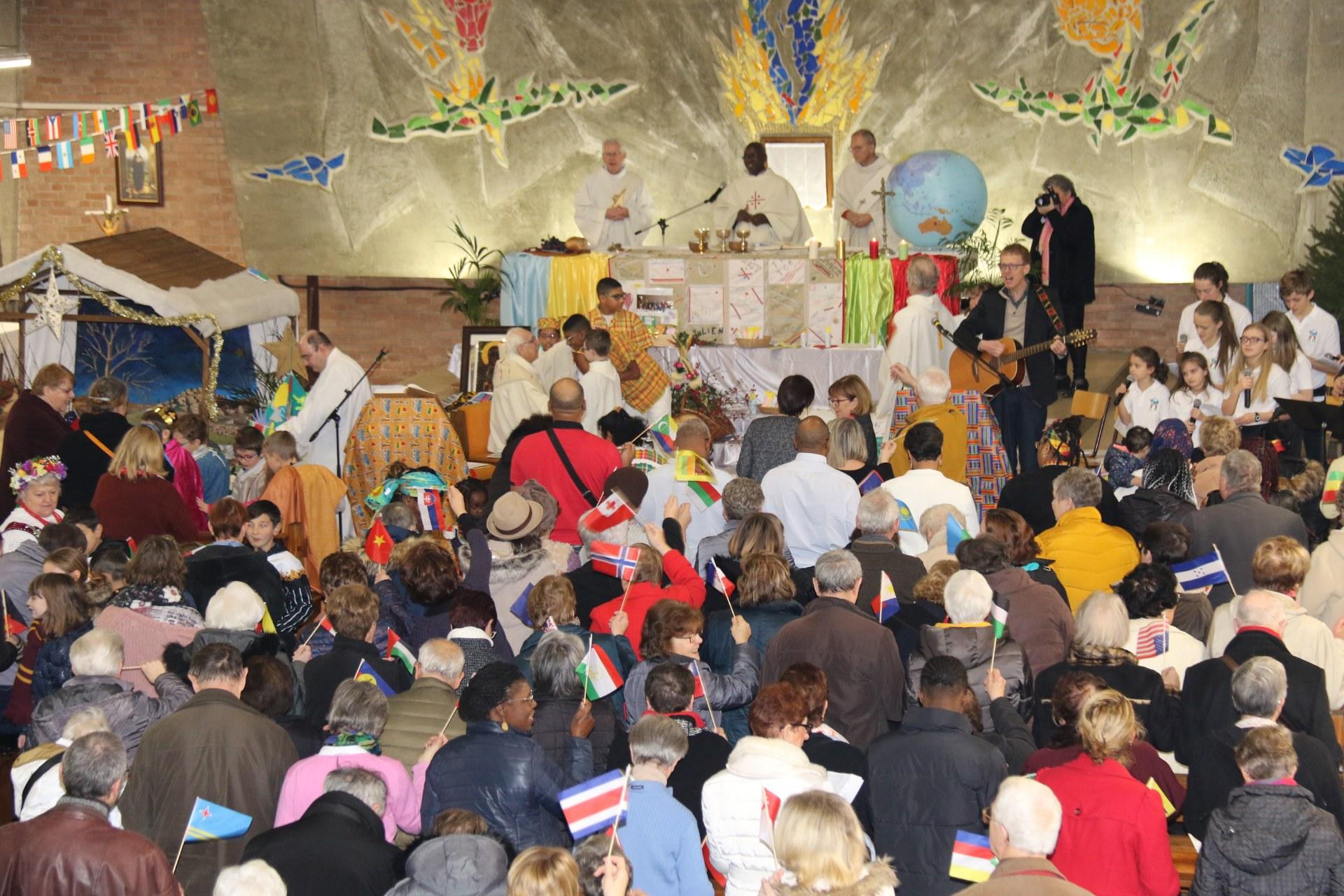 Messe des Nations 84