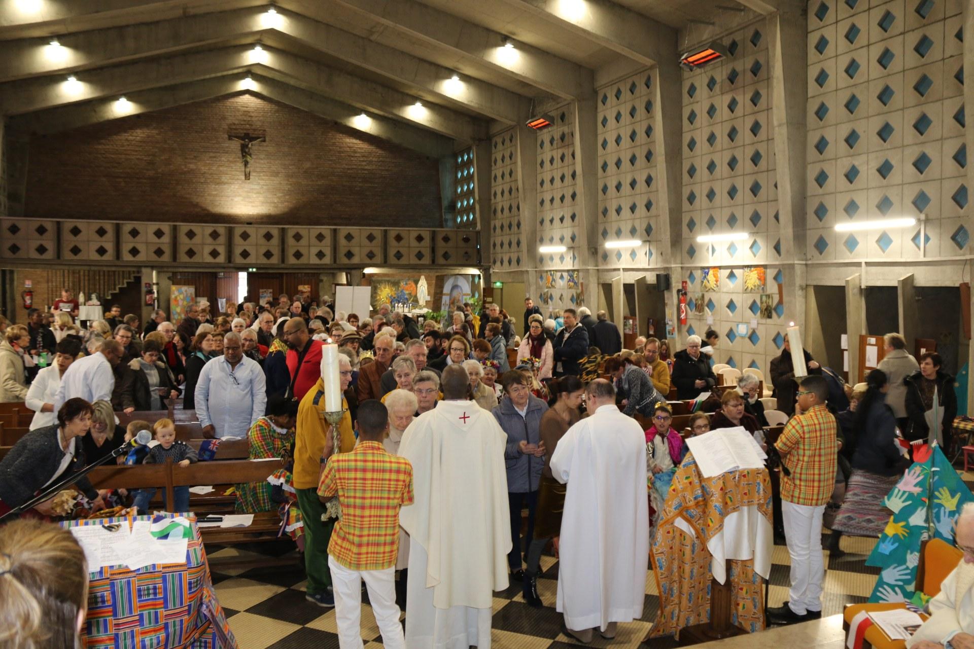Messe des Nations 89