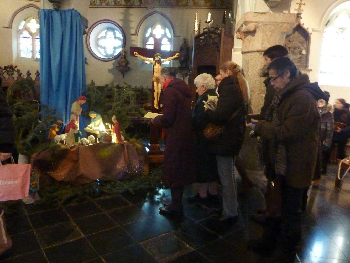 Messe Noel 2018 Lewarde 19