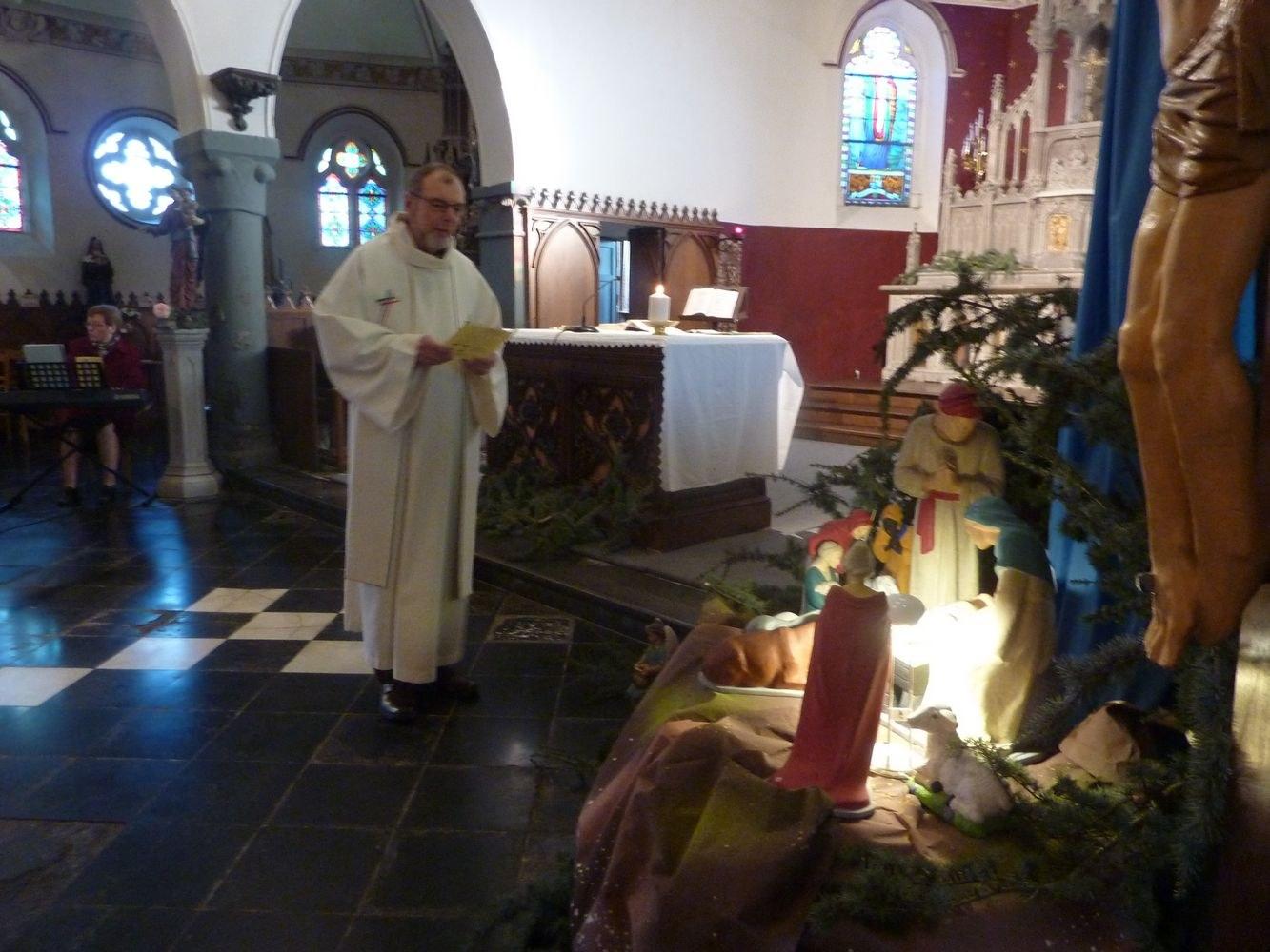 Messe Noel 2018 Lewarde 4