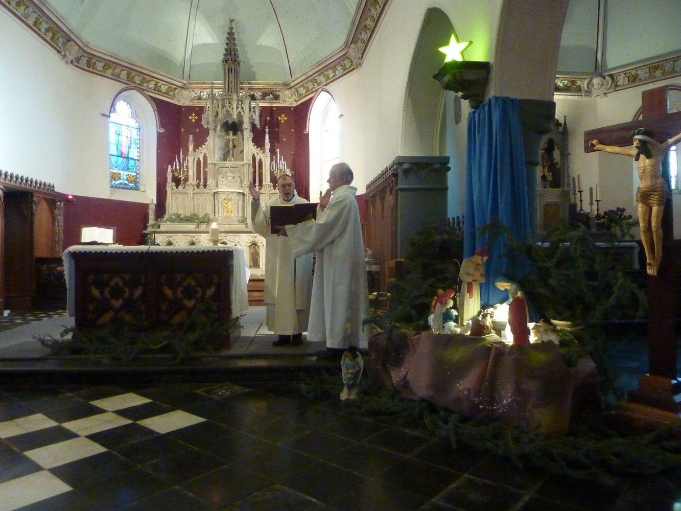 Messe Noel 2018 Lewarde 6