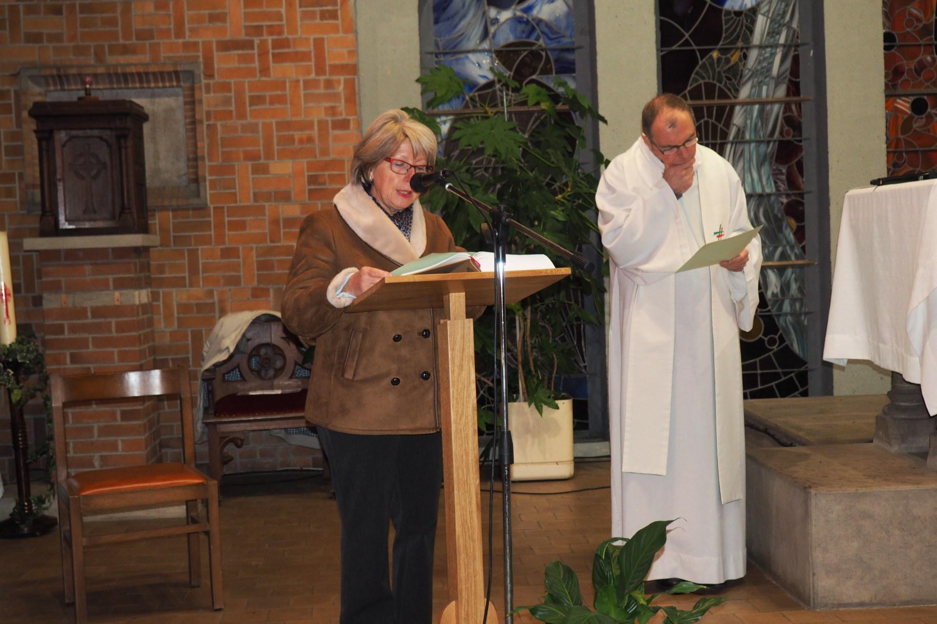 Messe Ste Cécile Courchelettes 12