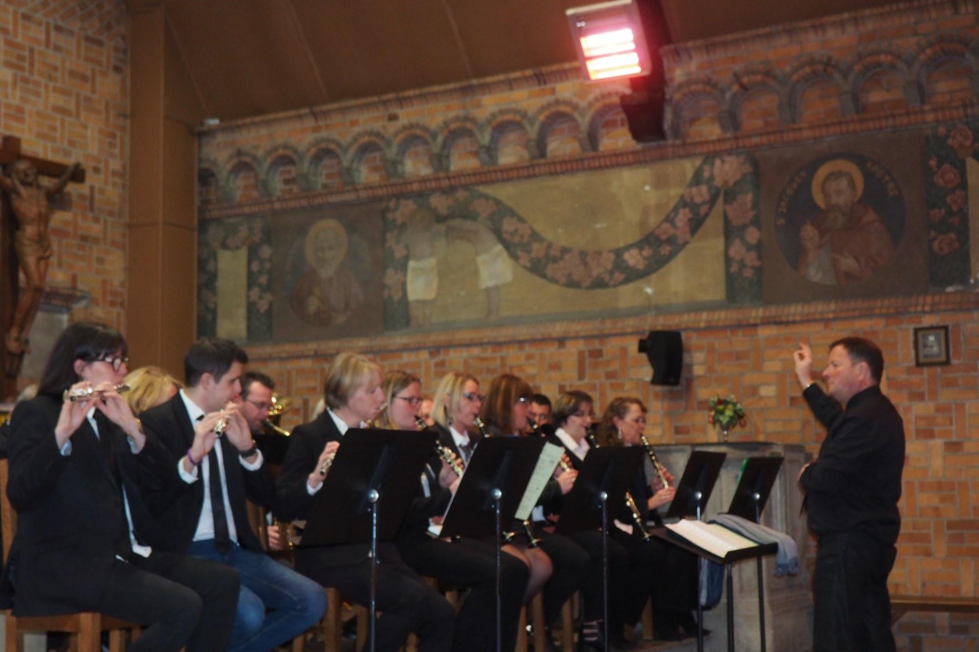 Messe Ste Cécile Courchelettes 15