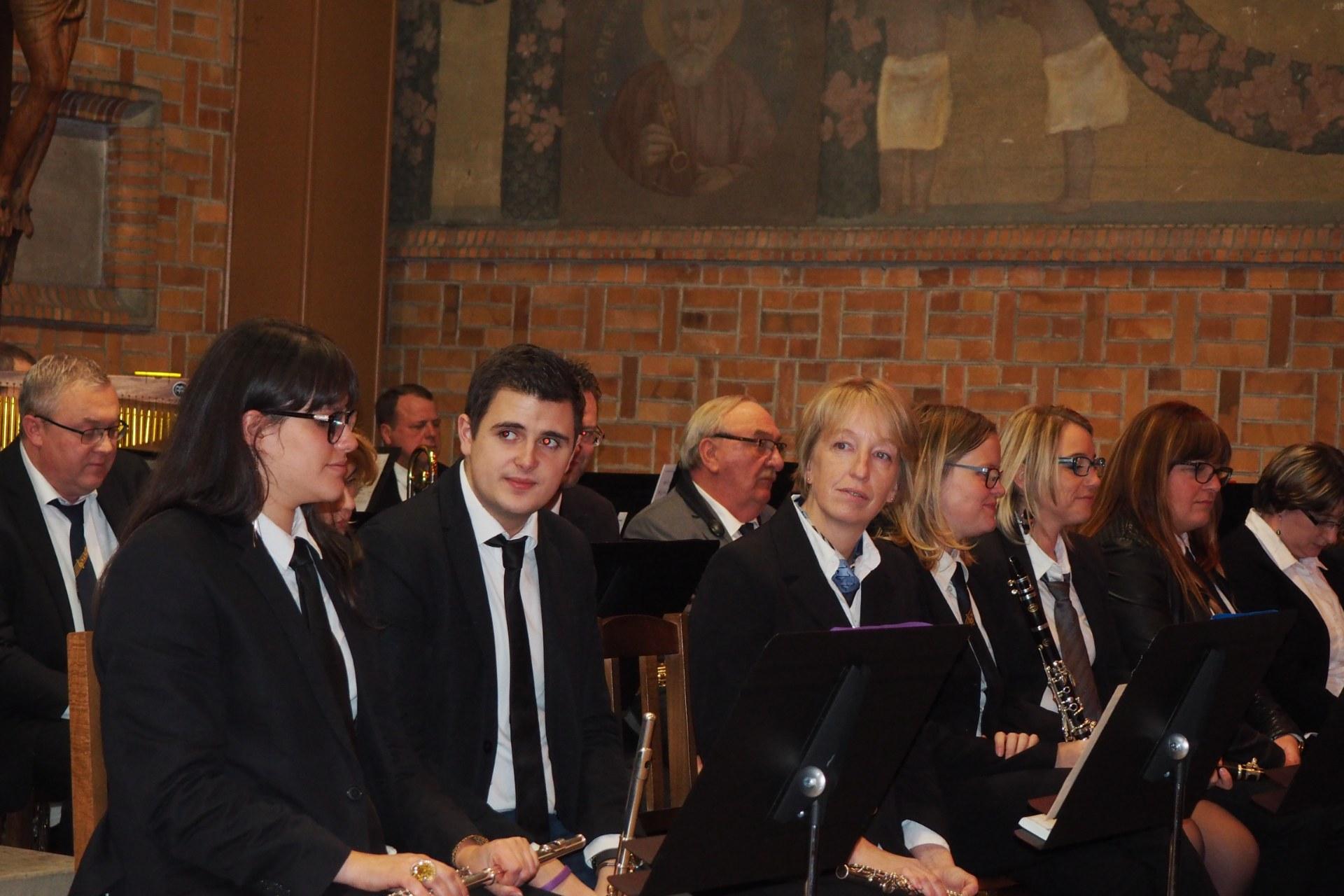 Messe Ste Cécile Courchelettes 20