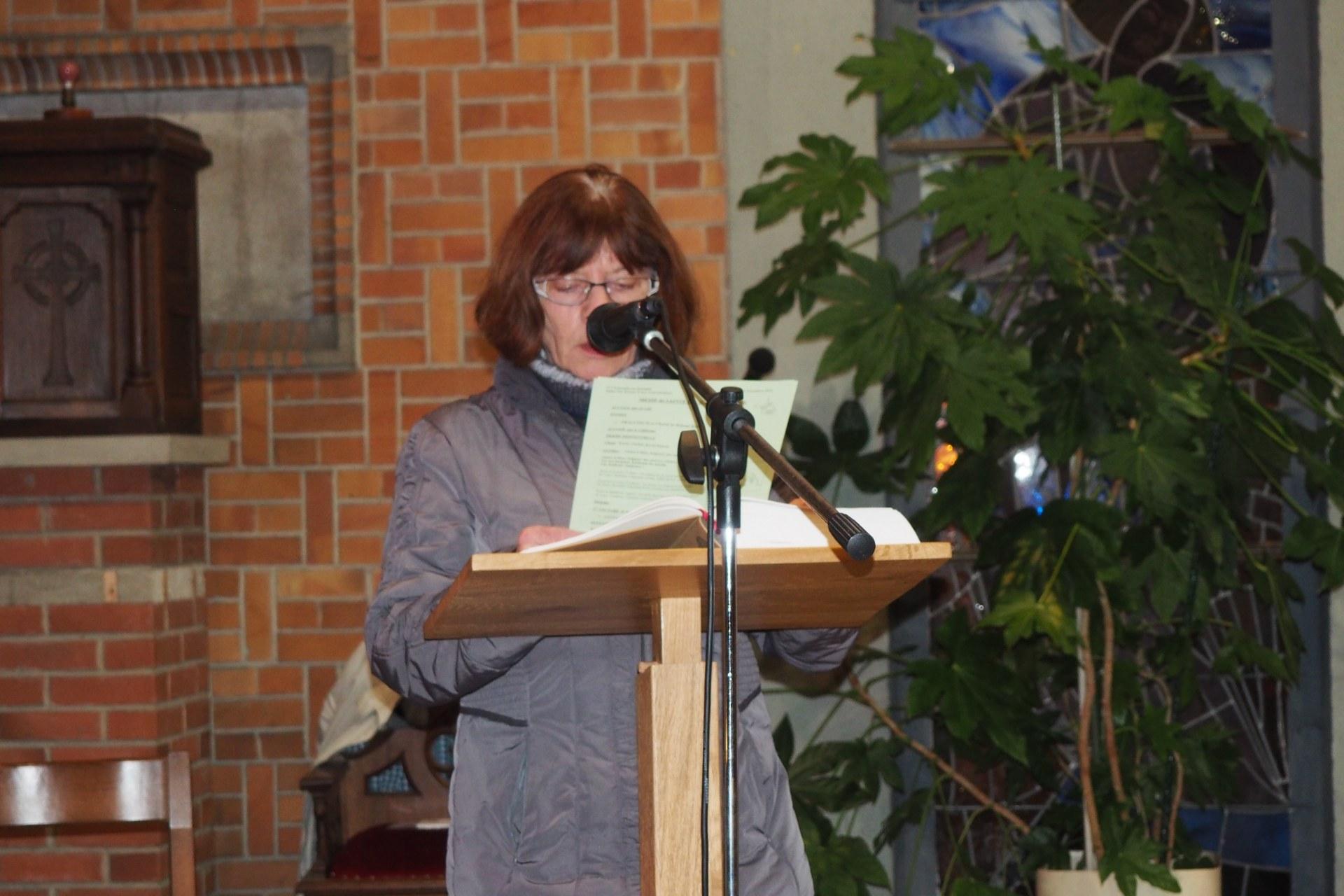 Messe Ste Cécile Courchelettes 21