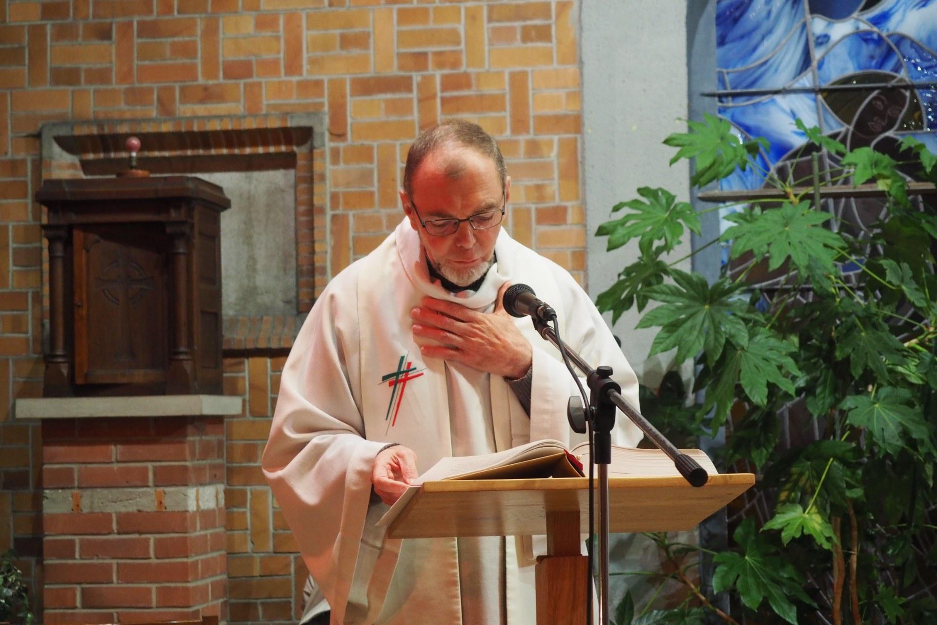 Messe Ste Cécile Courchelettes 22