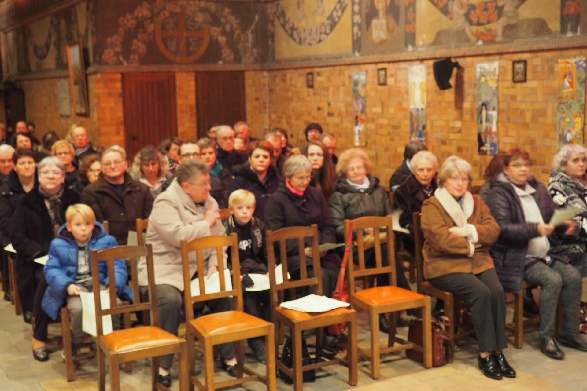 Messe Ste Cécile Courchelettes 29