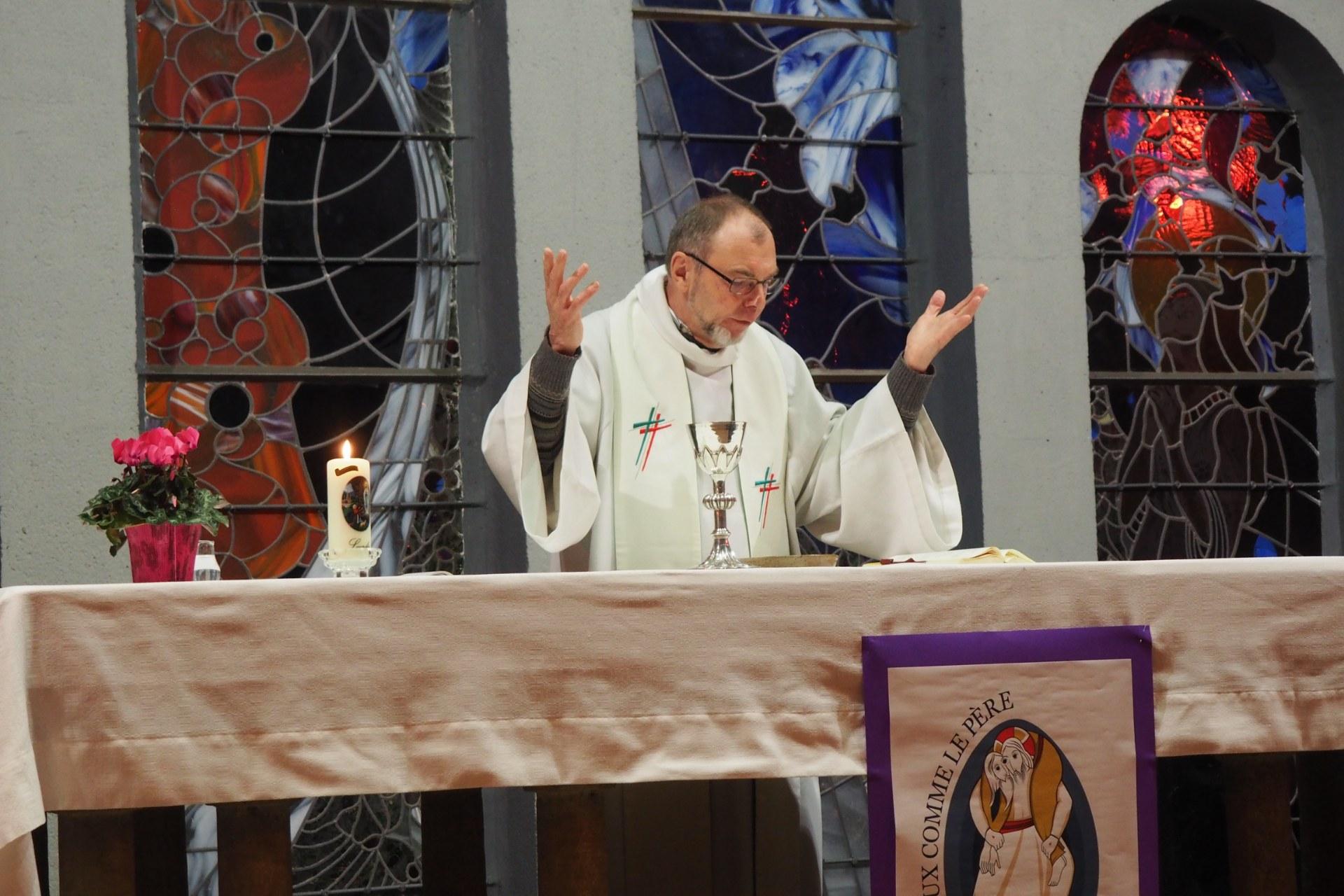 Messe Ste Cécile Courchelettes 31