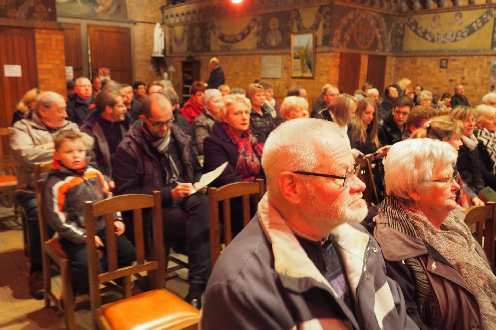 Messe Ste Cécile Courchelettes 5