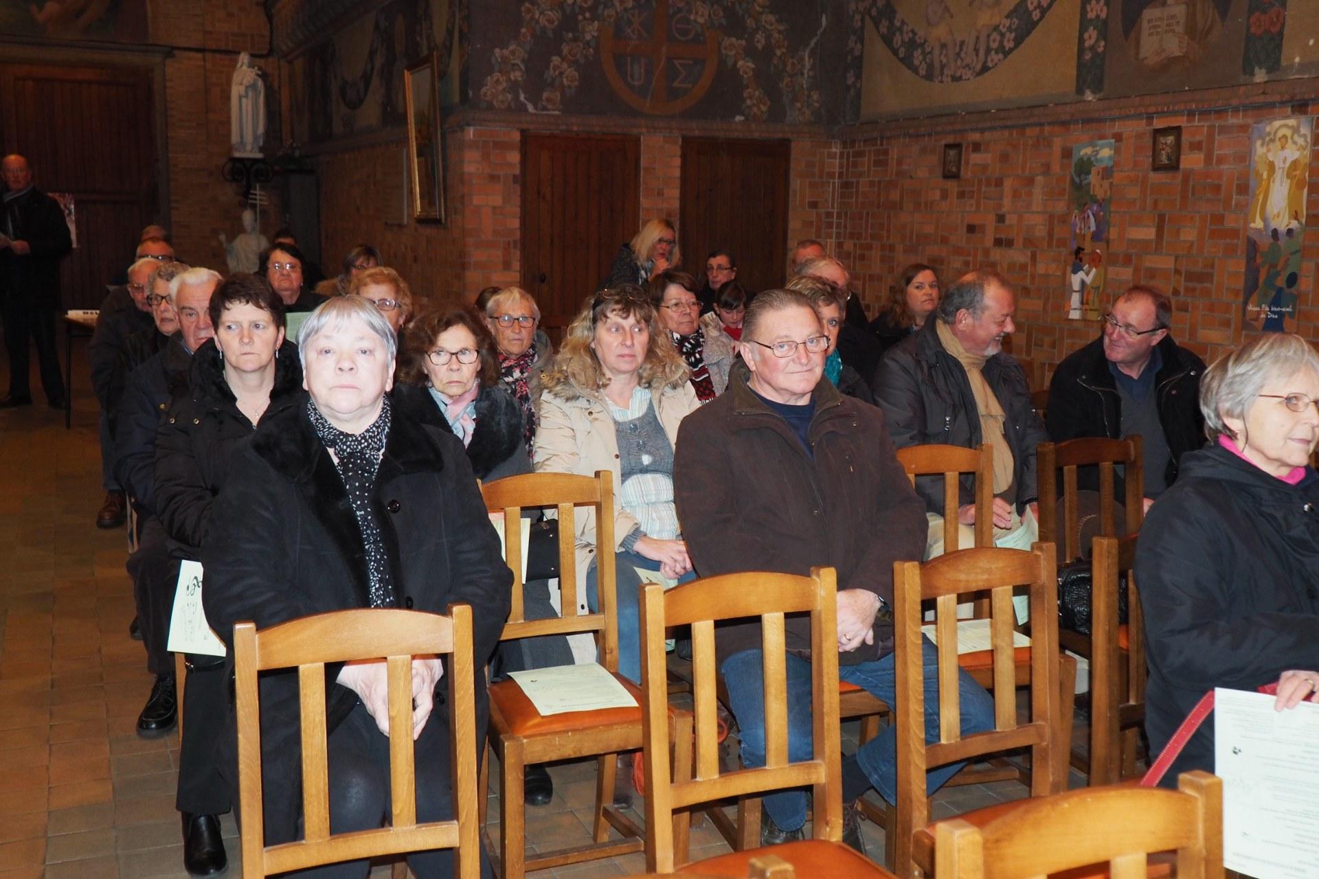 Messe Ste Cécile Courchelettes 8