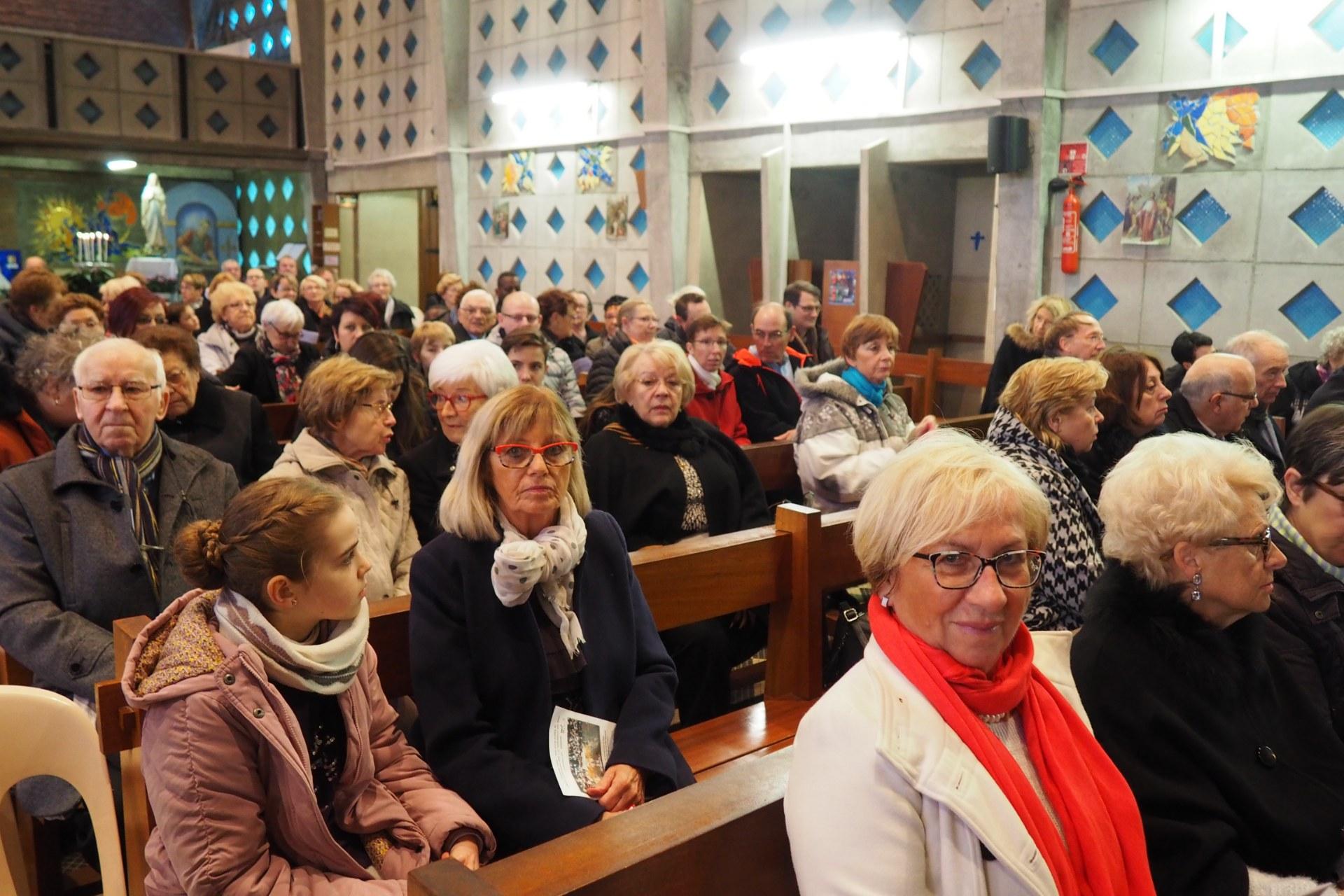 Messe Ste Cécile Lambres 10