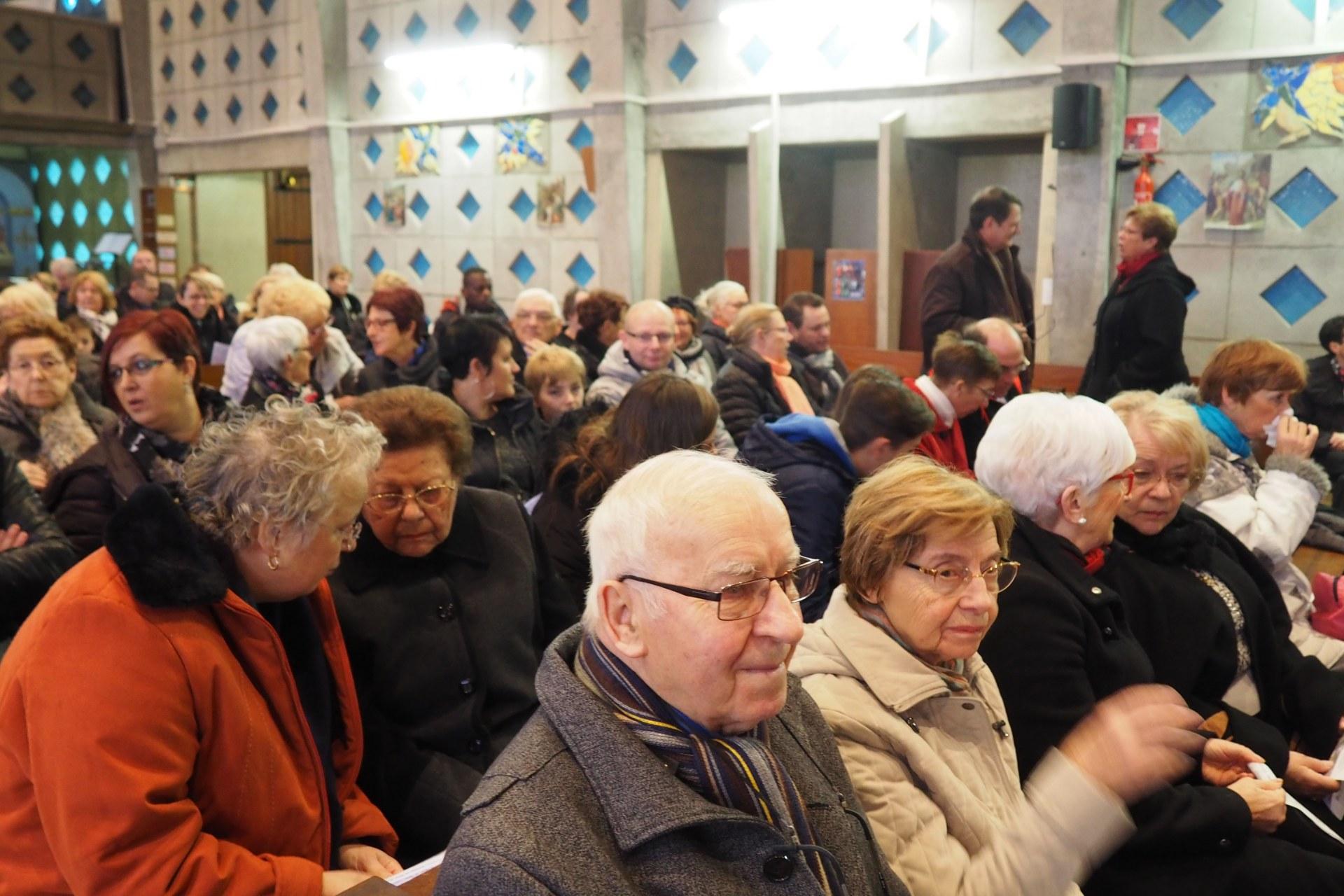 Messe Ste Cécile Lambres 11
