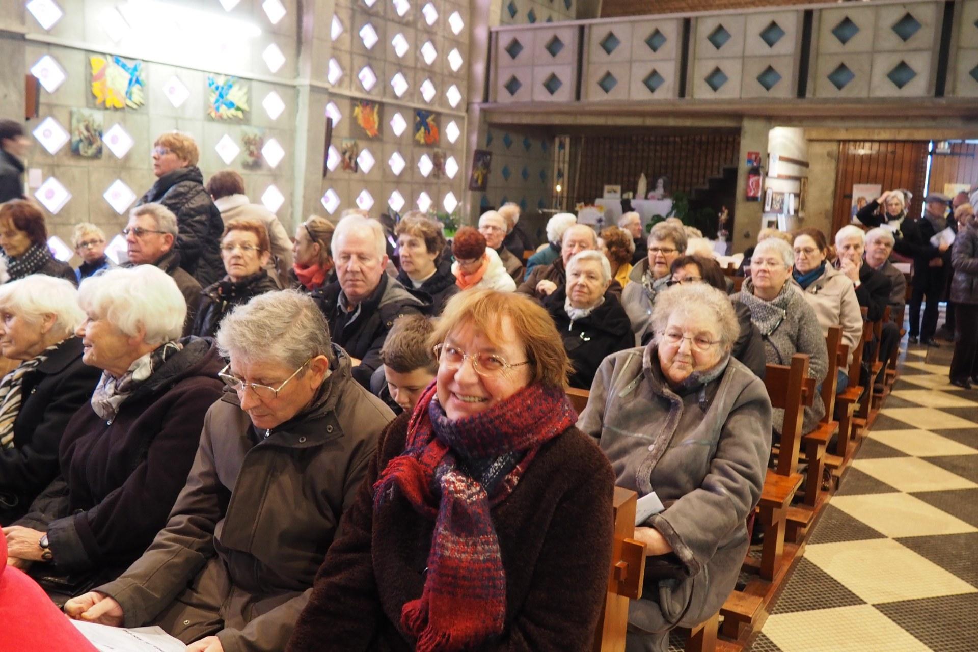 Messe Ste Cécile Lambres 13