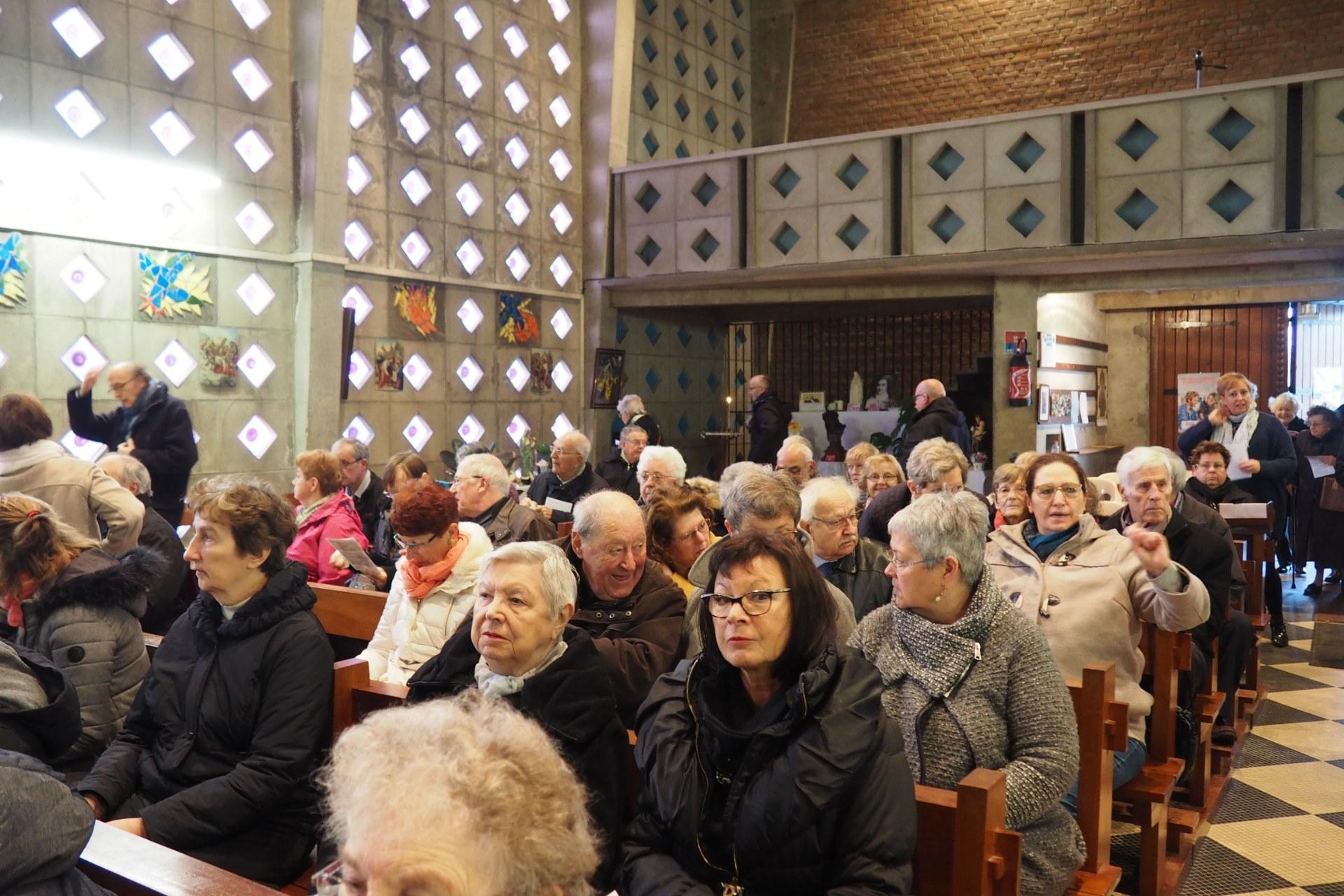 Messe Ste Cécile Lambres 14