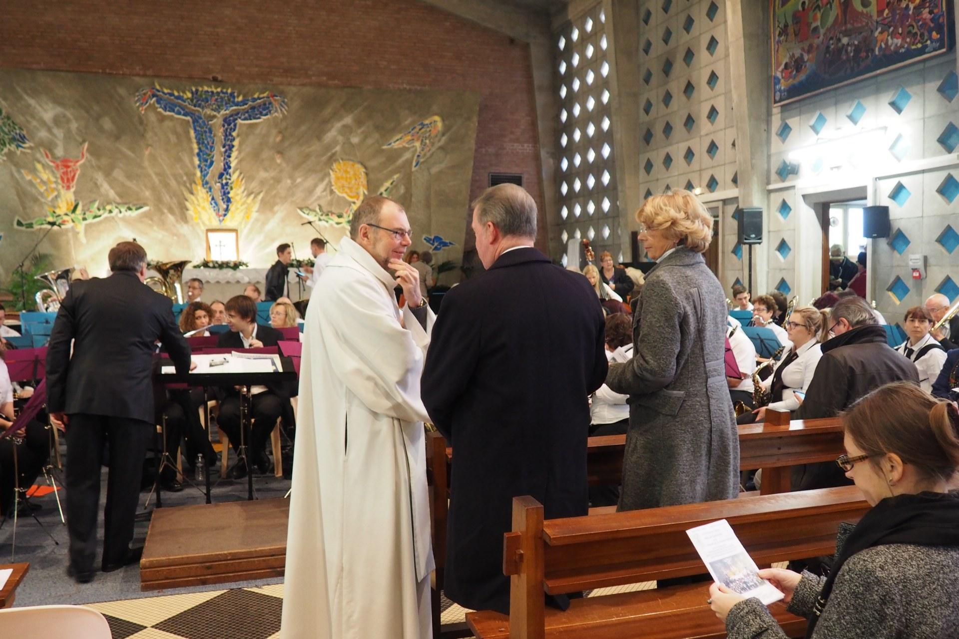 Messe Ste Cécile Lambres 16