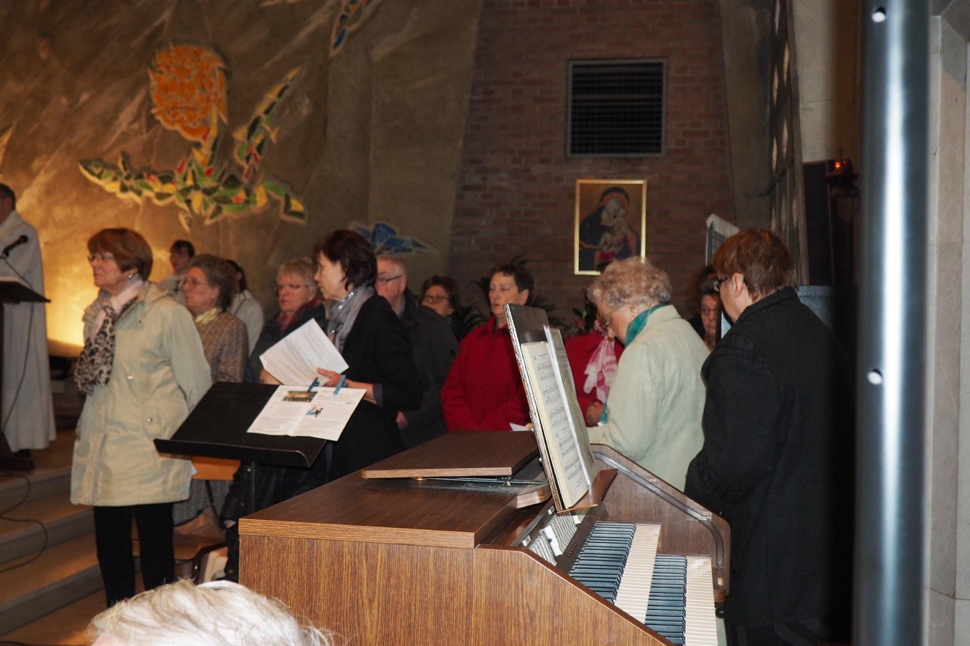 Messe Ste Cécile Lambres 24