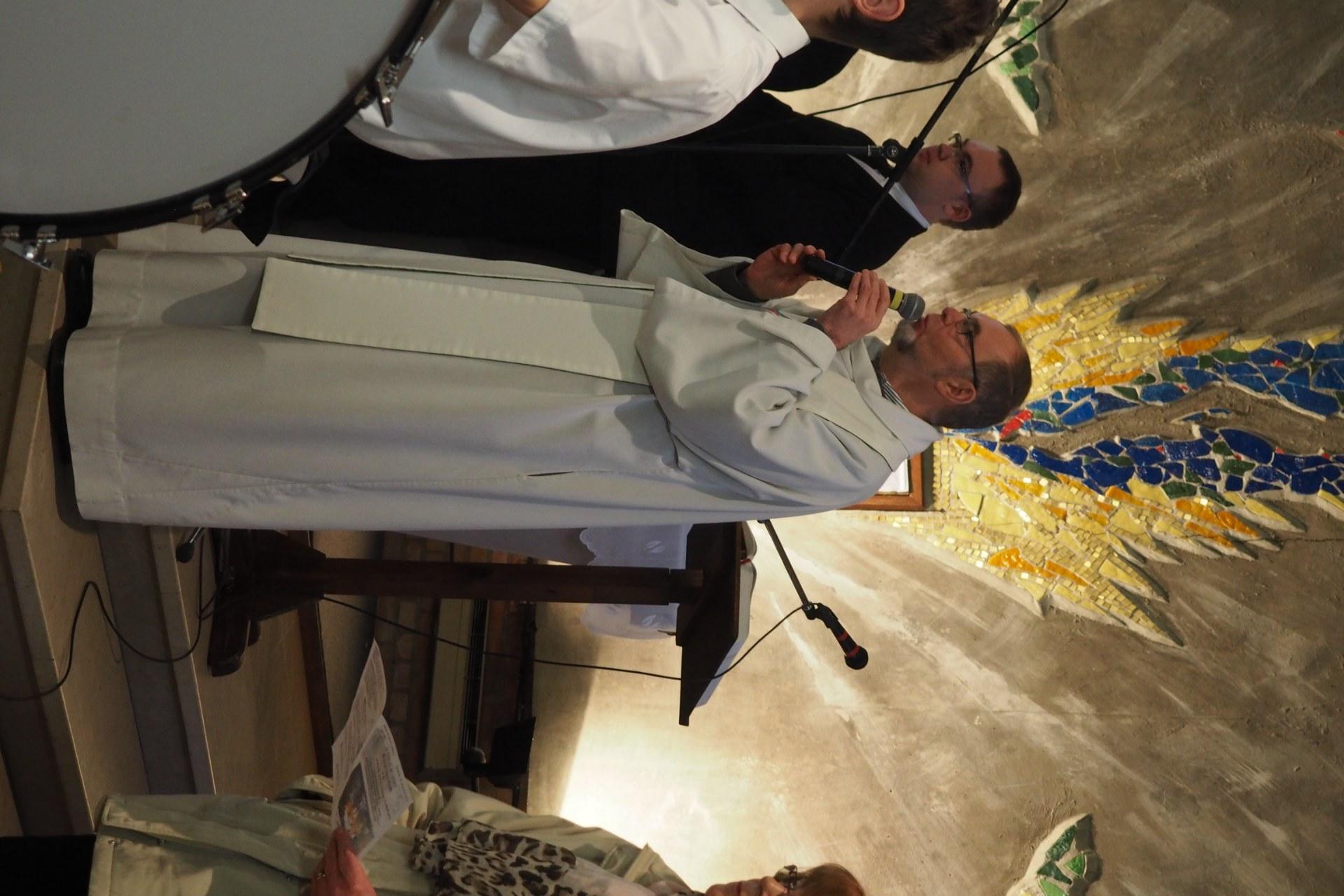 Messe Ste Cécile Lambres 29