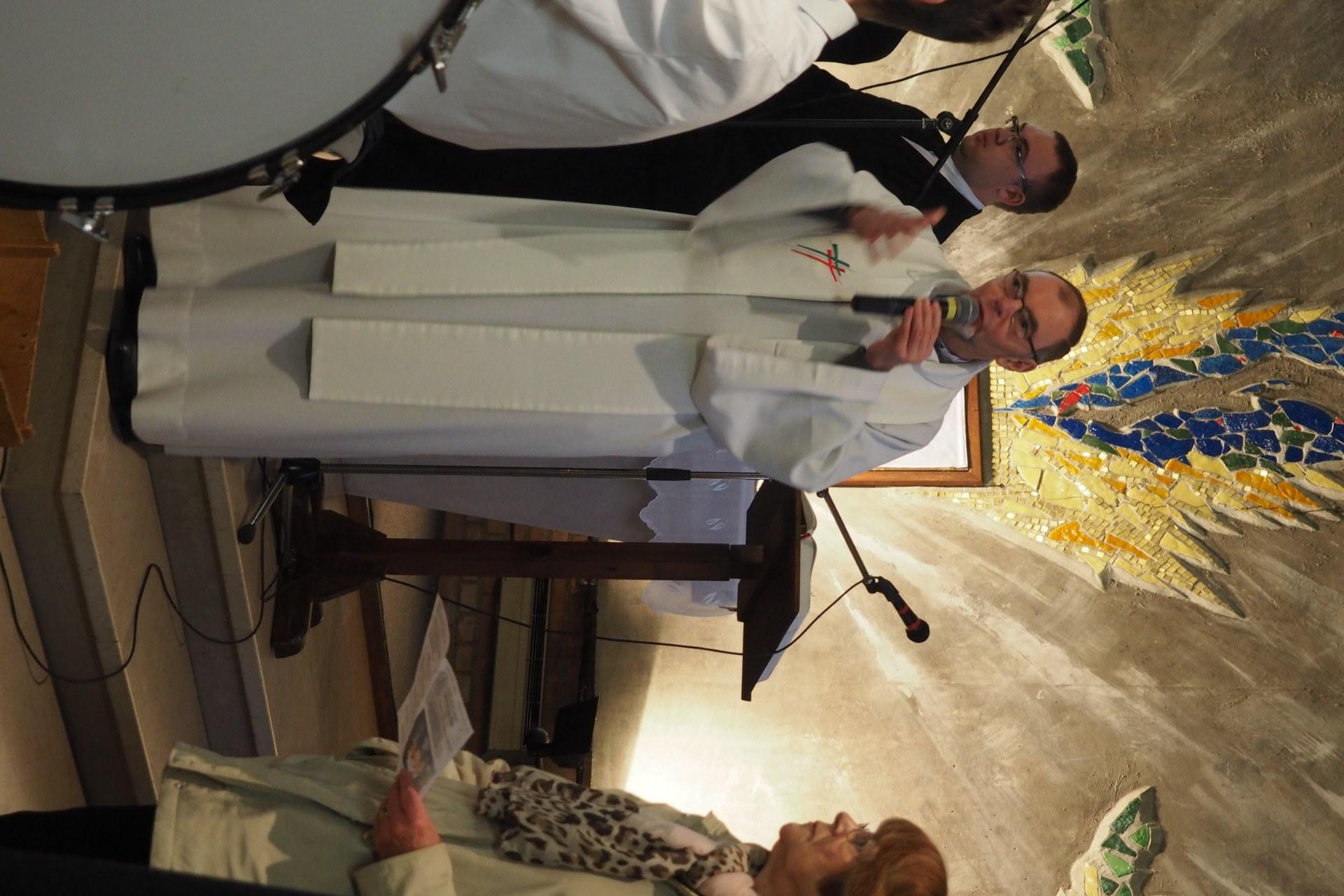 Messe Ste Cécile Lambres 30