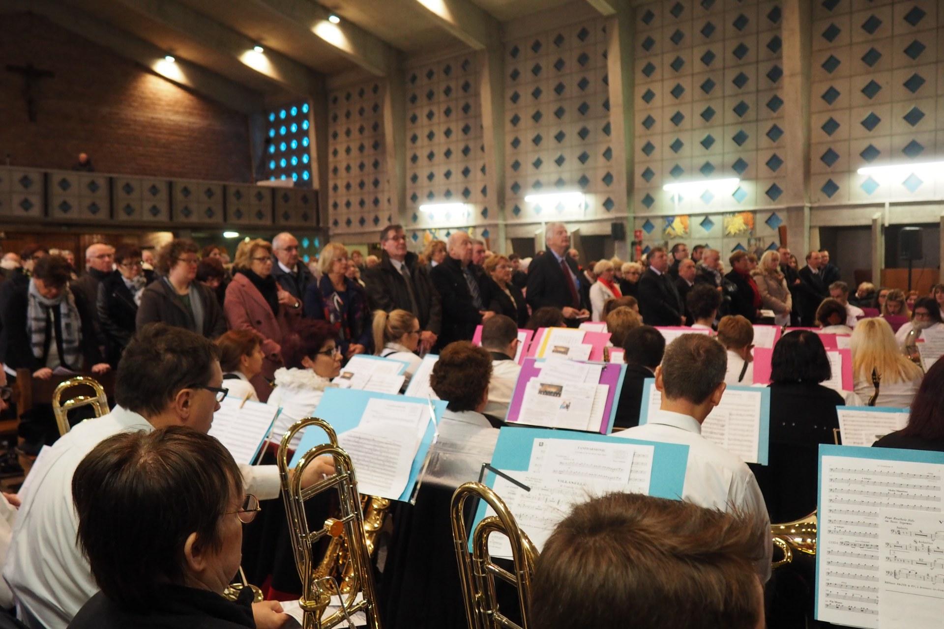 Messe Ste Cécile Lambres 31