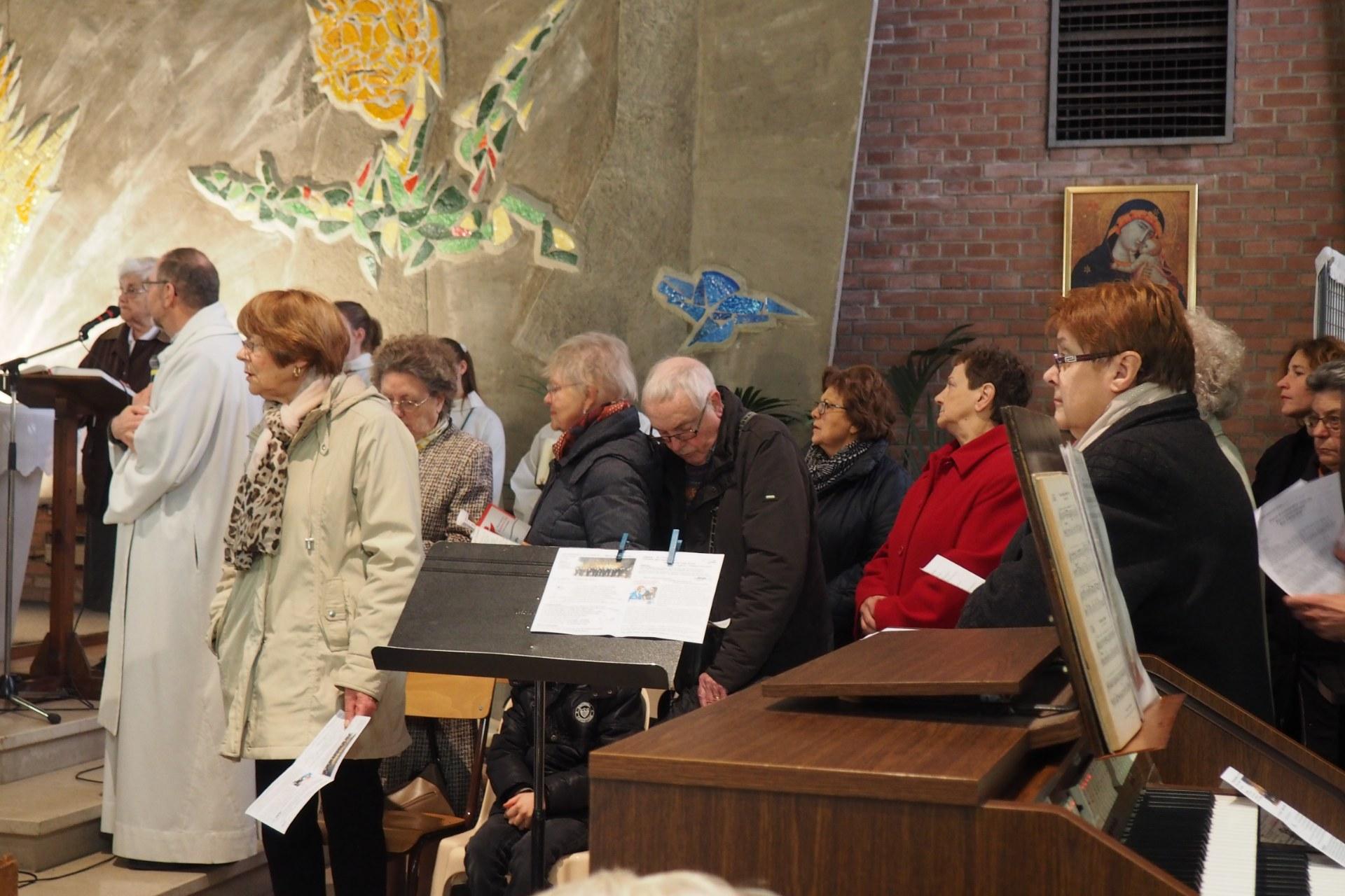 Messe Ste Cécile Lambres 35