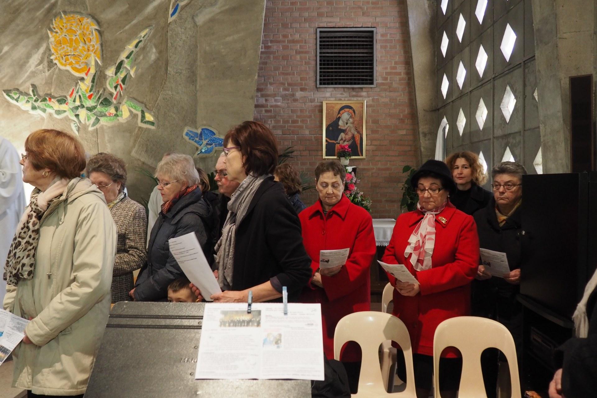 Messe Ste Cécile Lambres 38