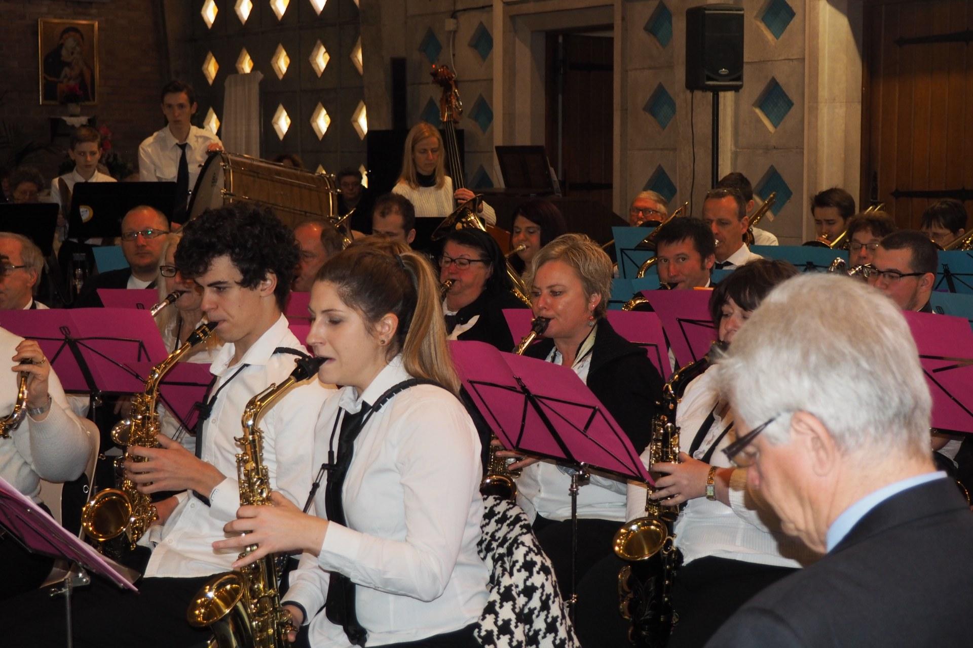 Messe Ste Cécile Lambres 50