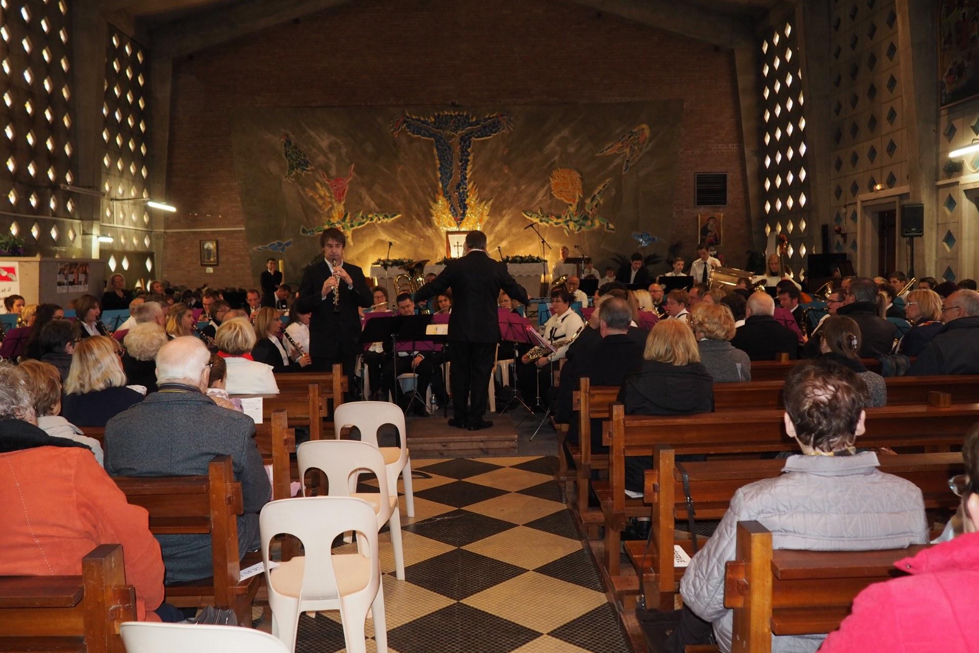 Messe Ste Cécile Lambres 52