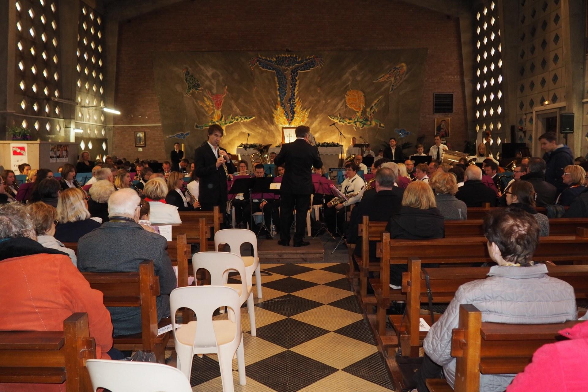 Messe Ste Cécile Lambres 53