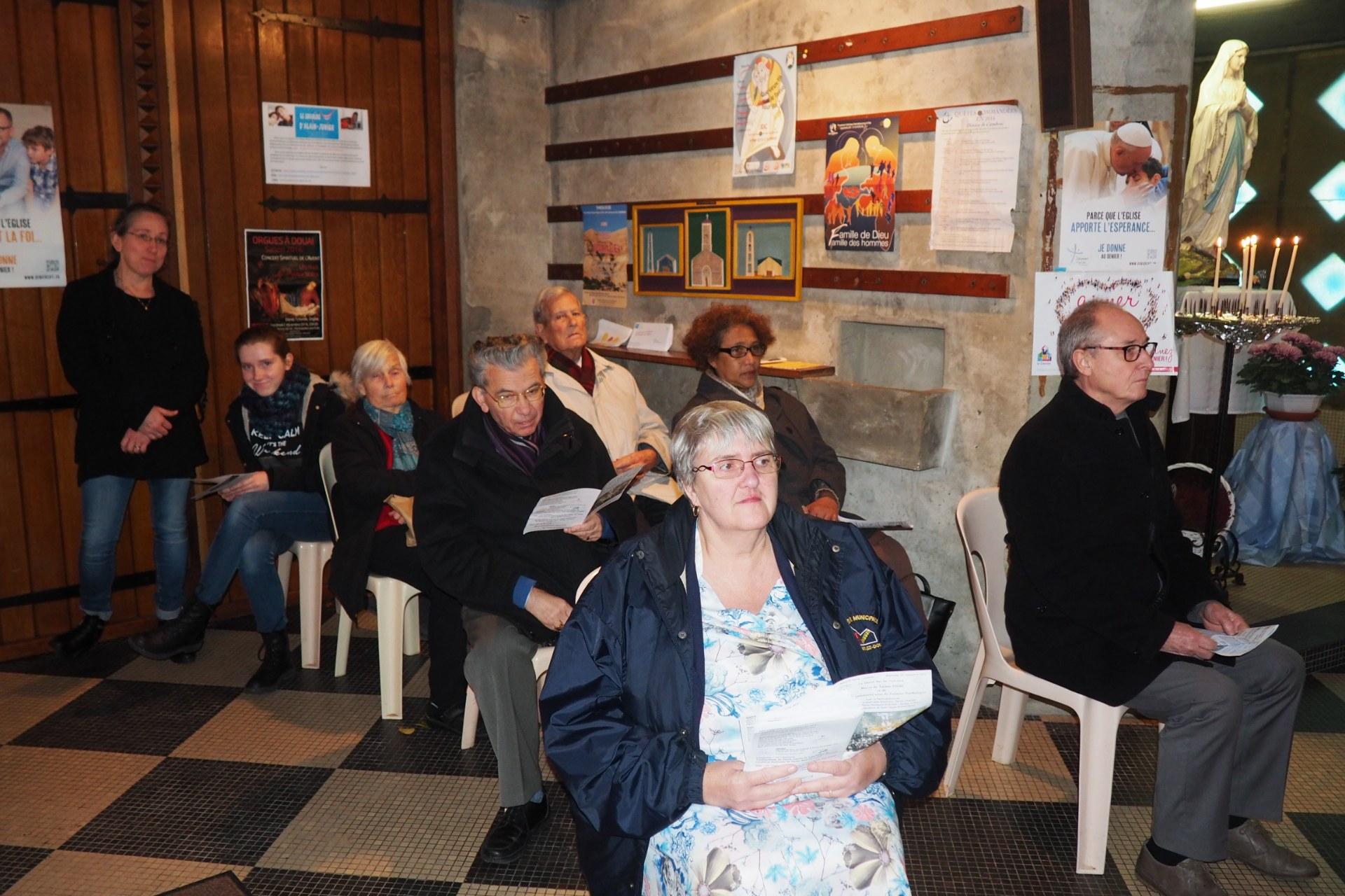 Messe Ste Cécile Lambres 55