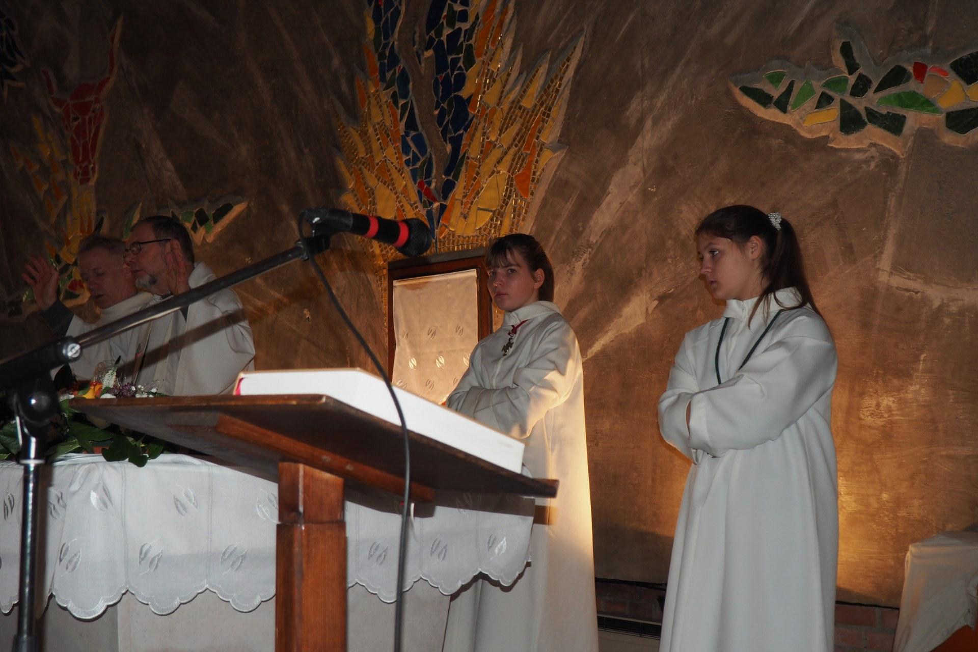Messe Ste Cécile Lambres 57