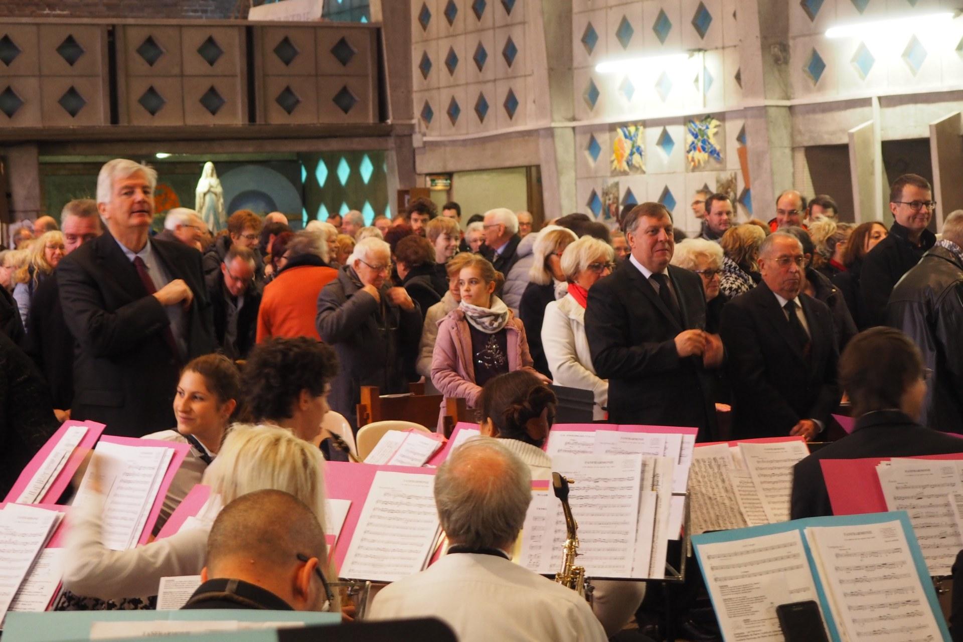 Messe Ste Cécile Lambres 60