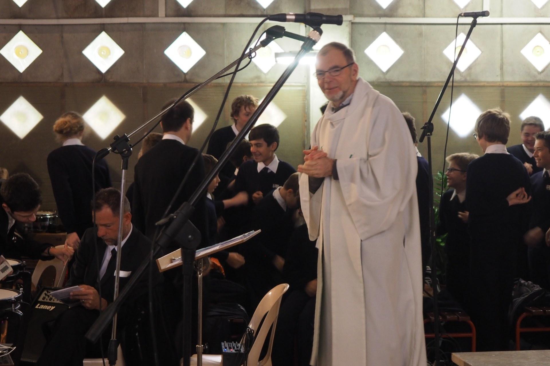 Messe Ste Cécile Lambres 61