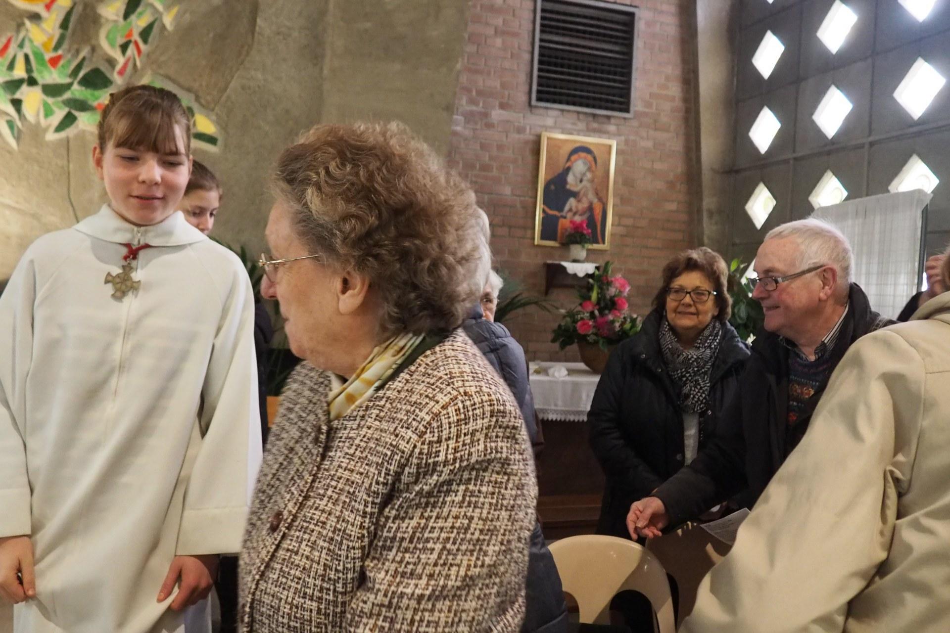 Messe Ste Cécile Lambres 62