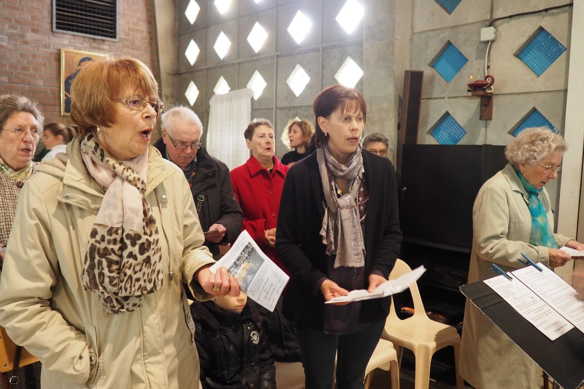 Messe Ste Cécile Lambres 63