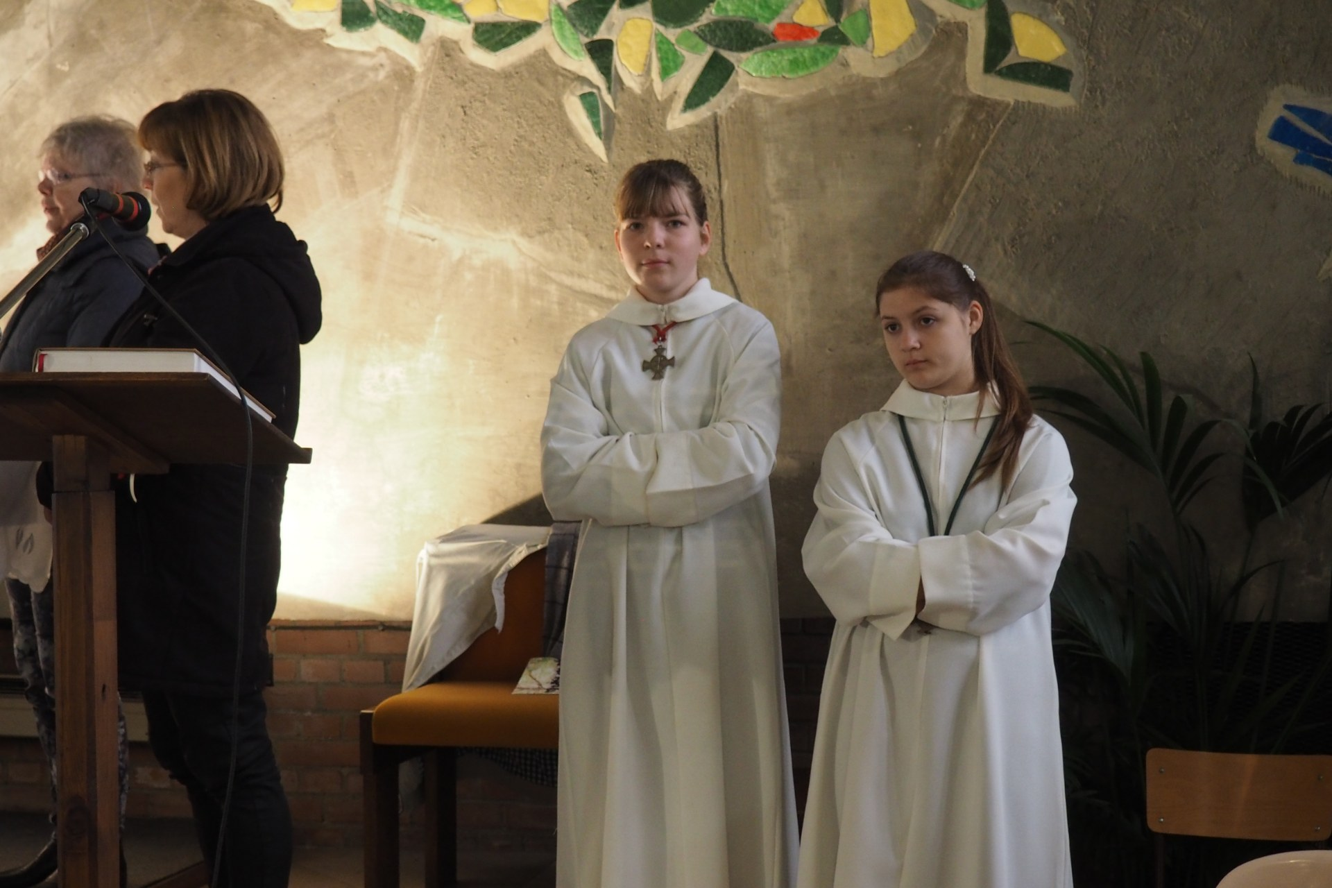 Messe Ste Cécile Lambres 64