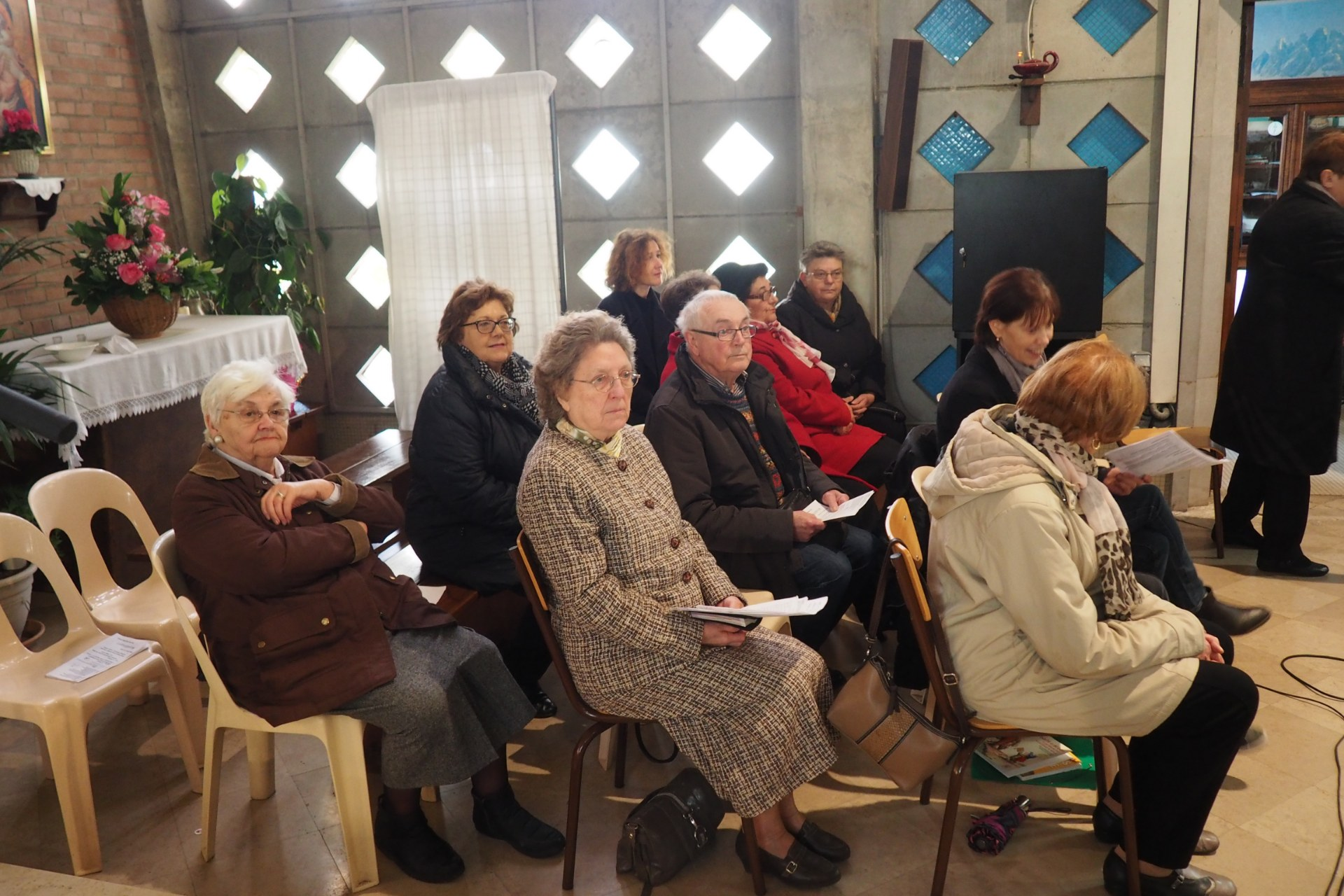 Messe Ste Cécile Lambres 66