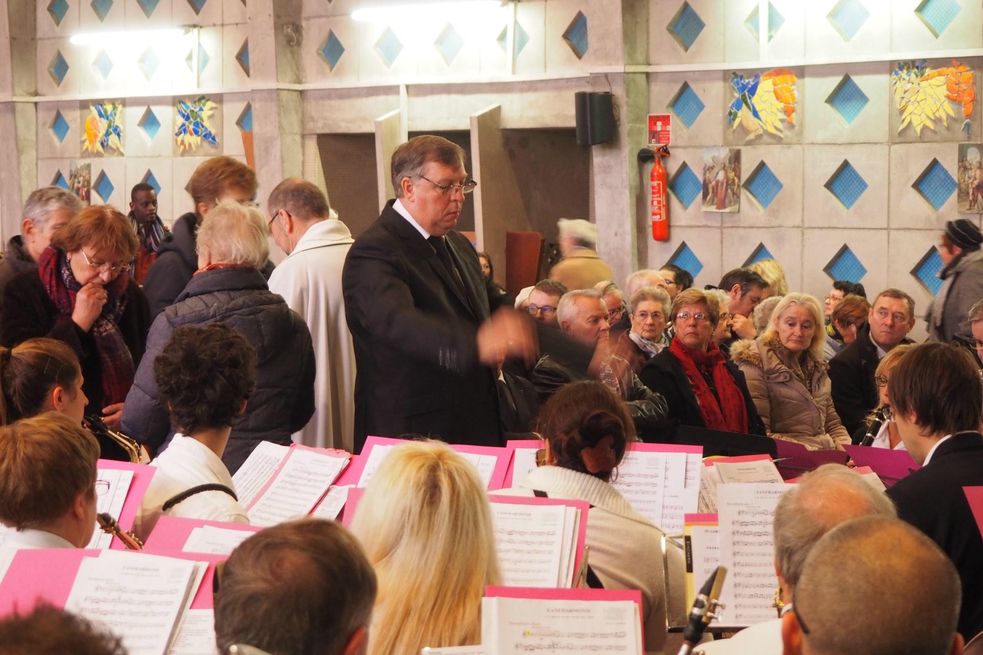 Messe Ste Cécile Lambres 70