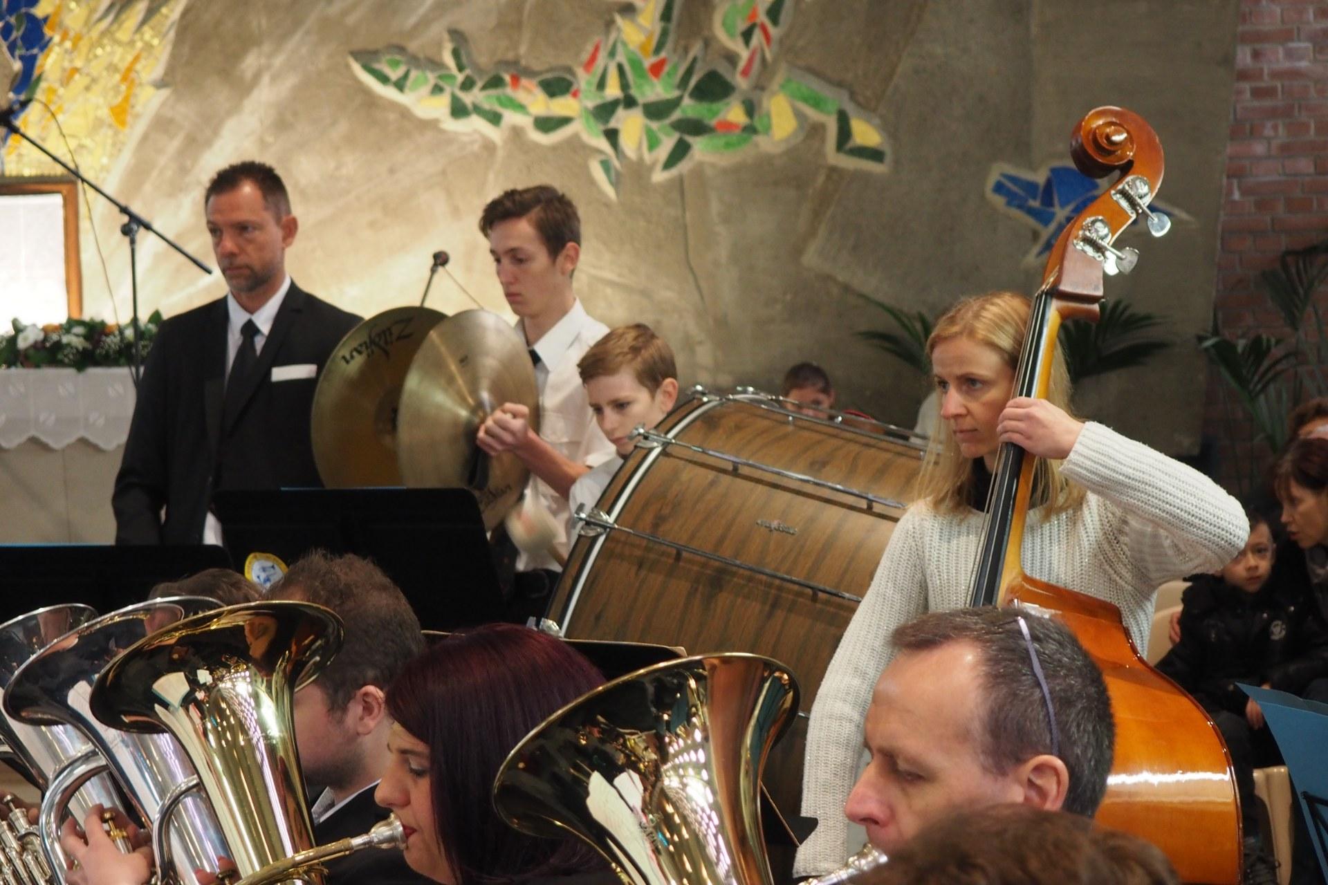 Messe Ste Cécile Lambres 71