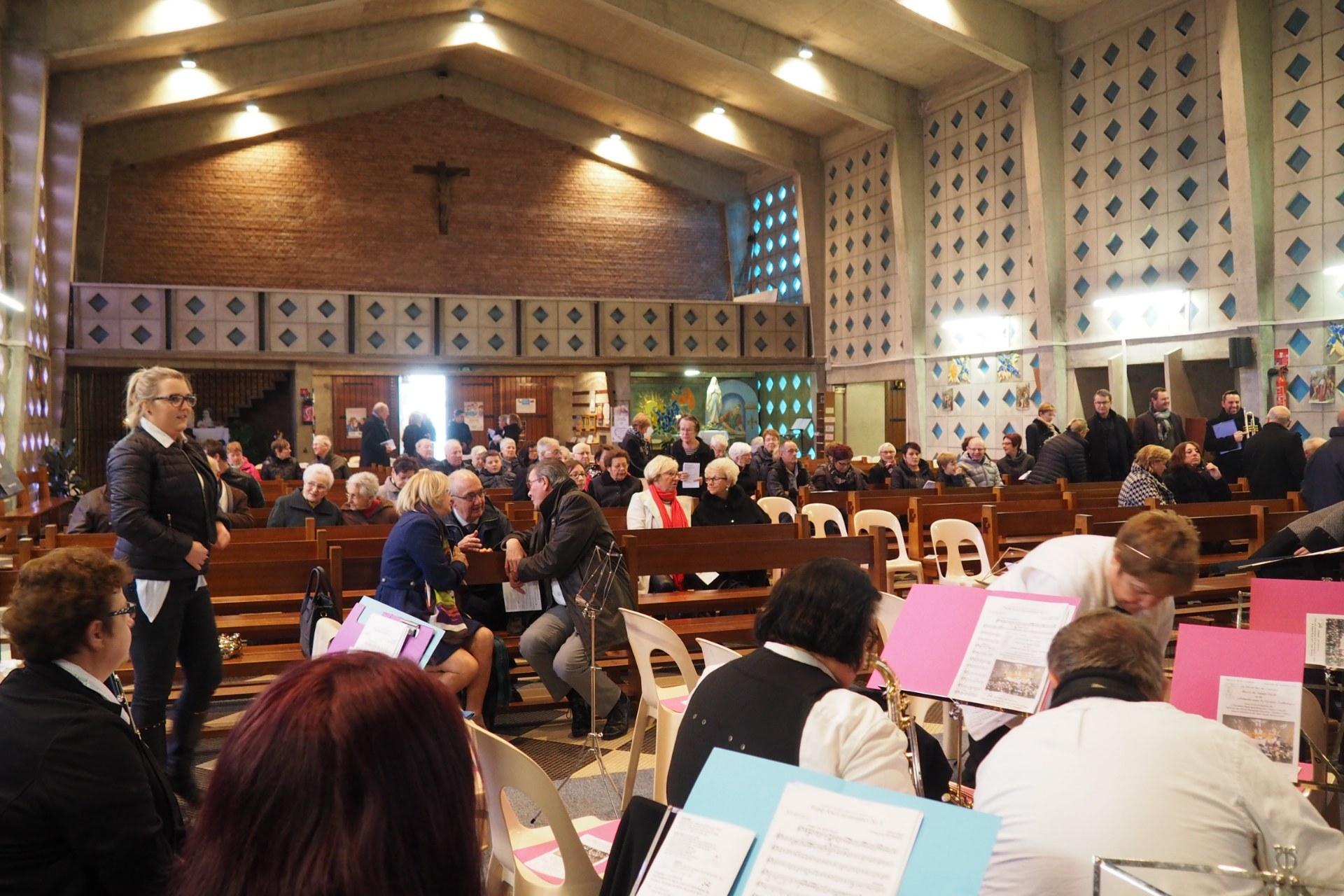 Messe Ste Cécile Lambres 3