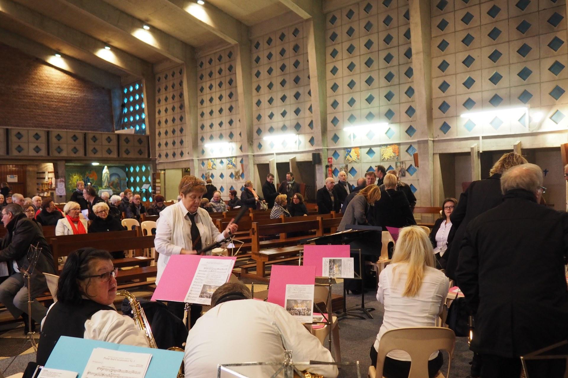 Messe Ste Cécile Lambres 4