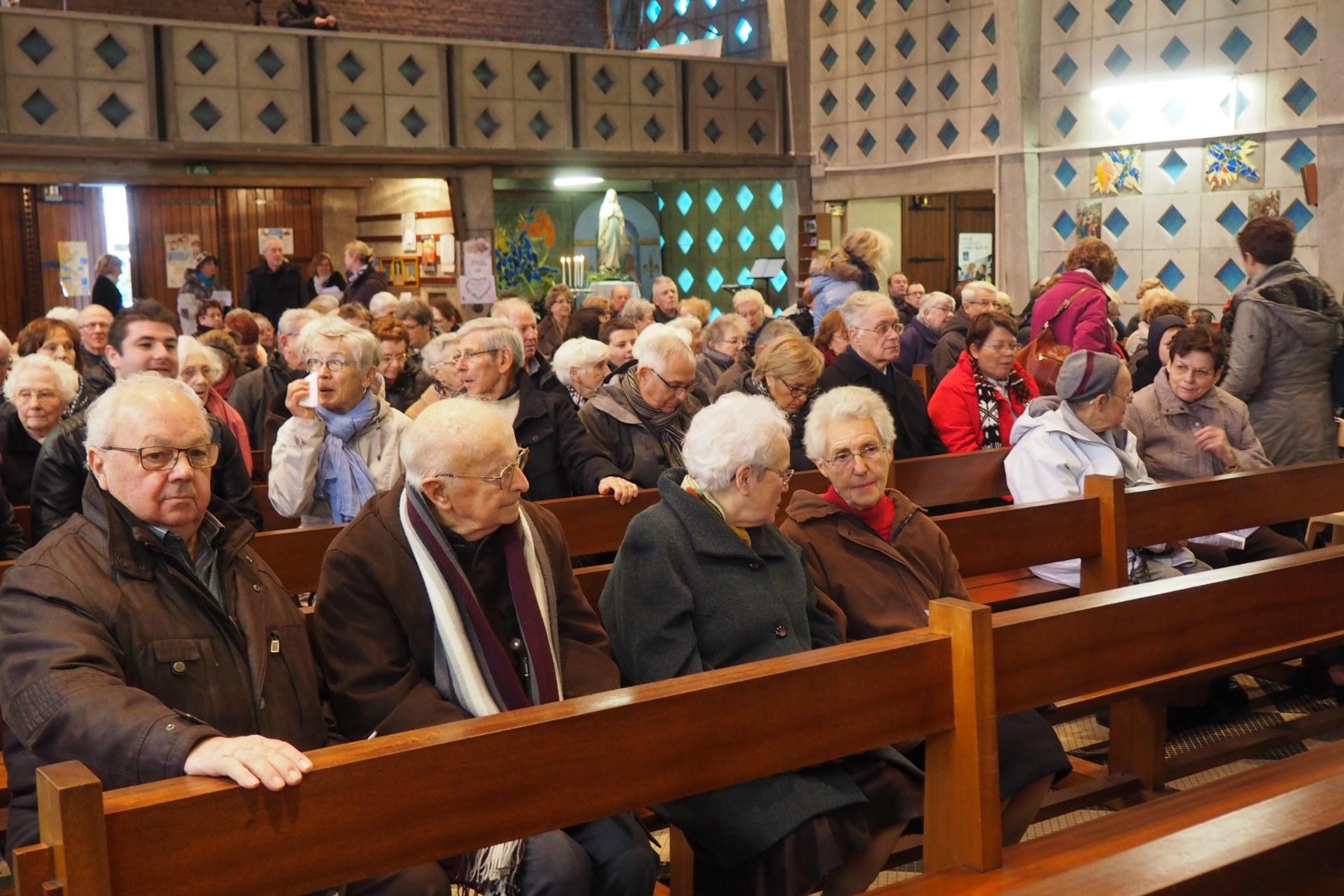 Messe Ste Cécile Lambres 6