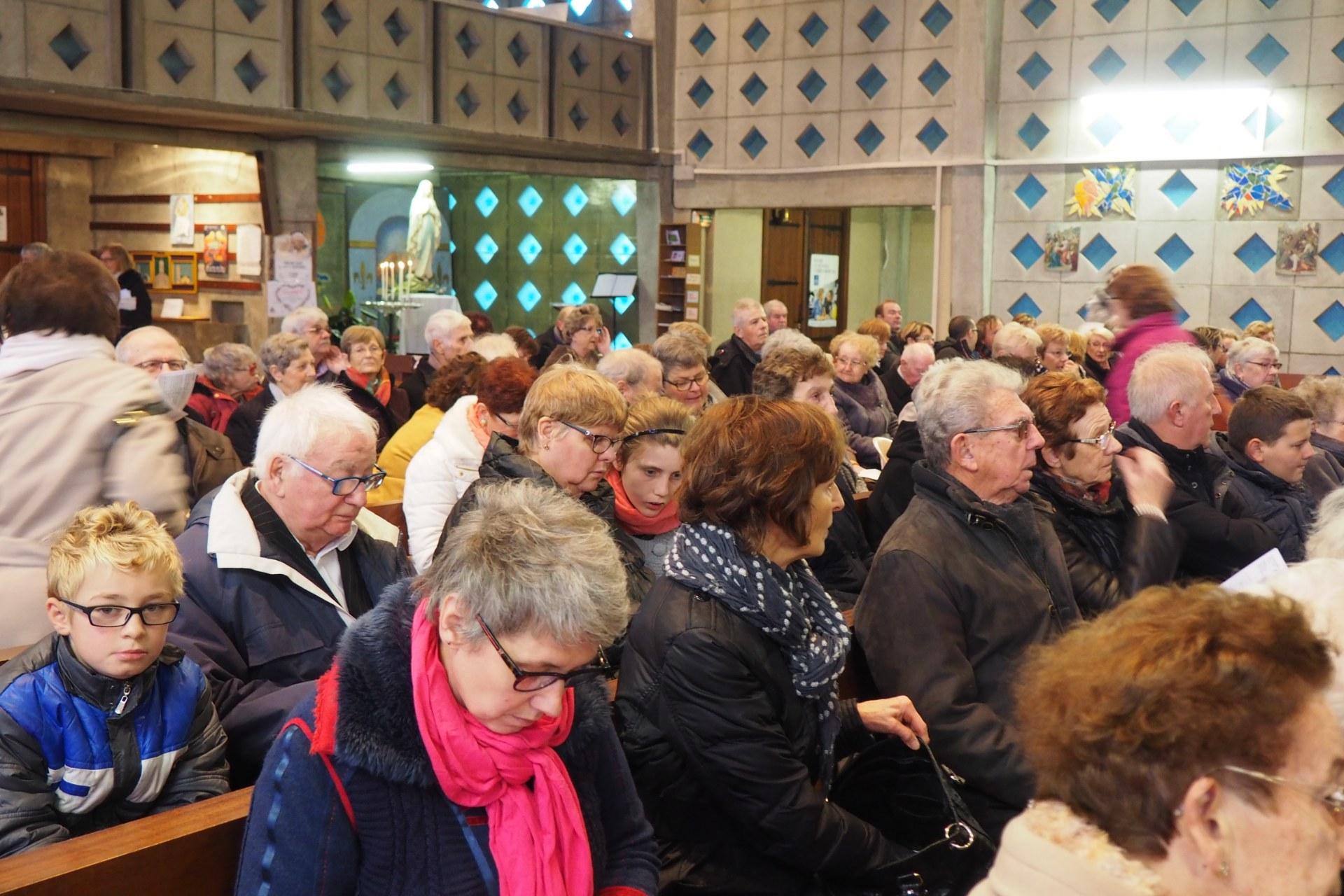 Messe Ste Cécile Lambres 7