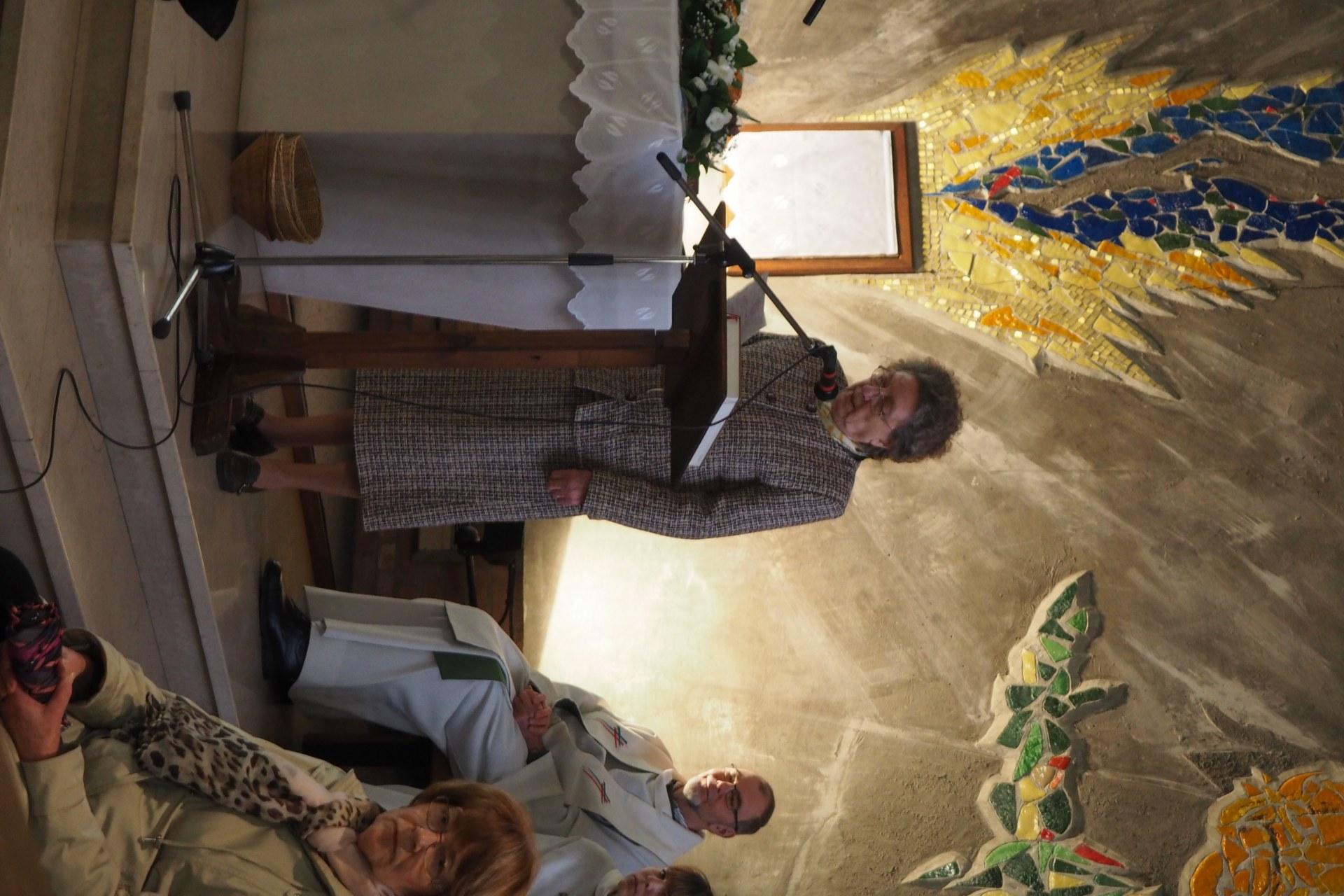 Messe Ste Cécile Lambres 77