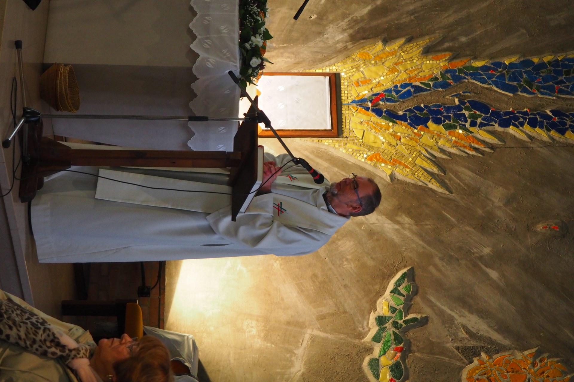 Messe Ste Cécile Lambres 78