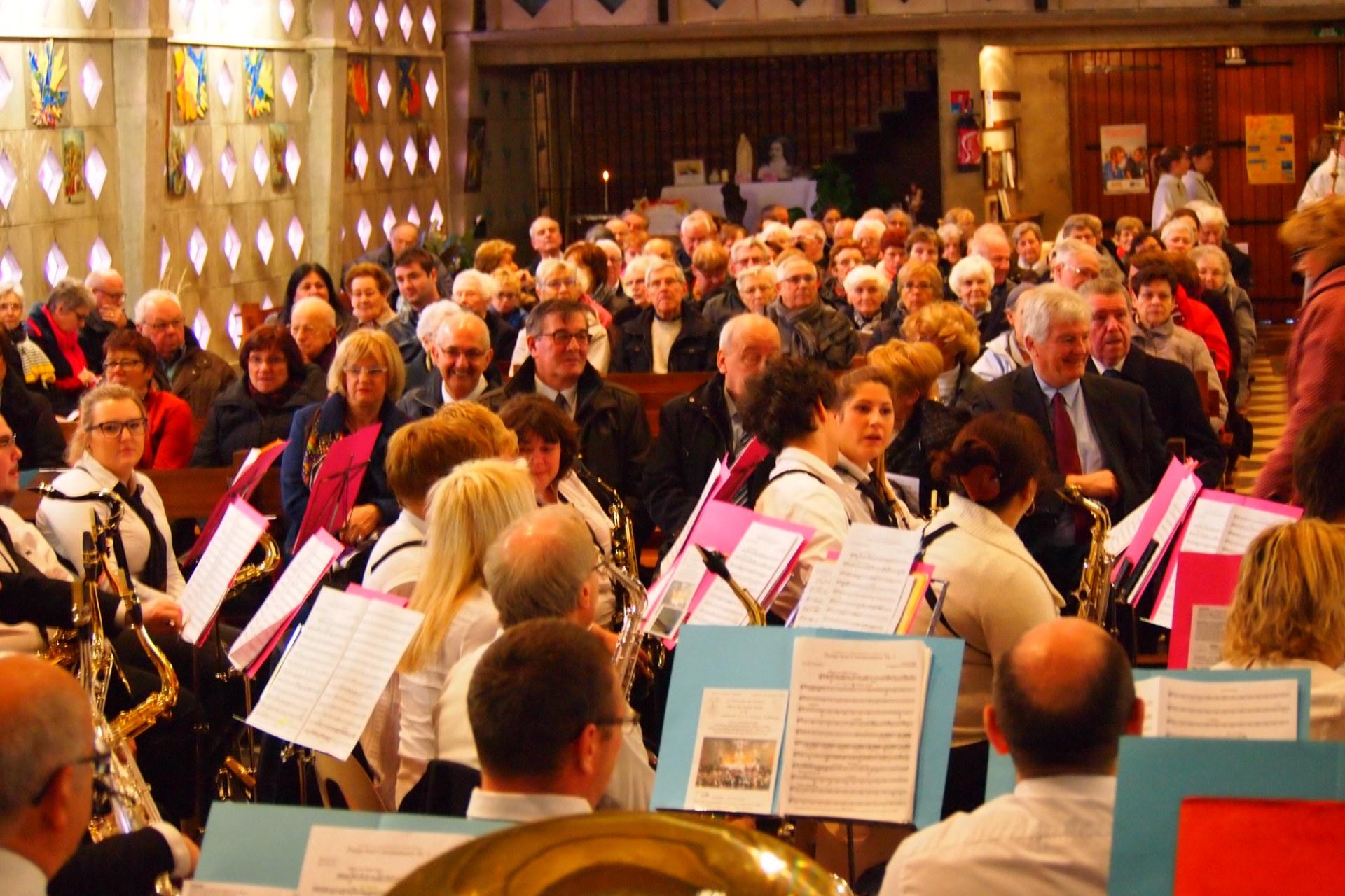 Messe Ste Cécile Lambres 79