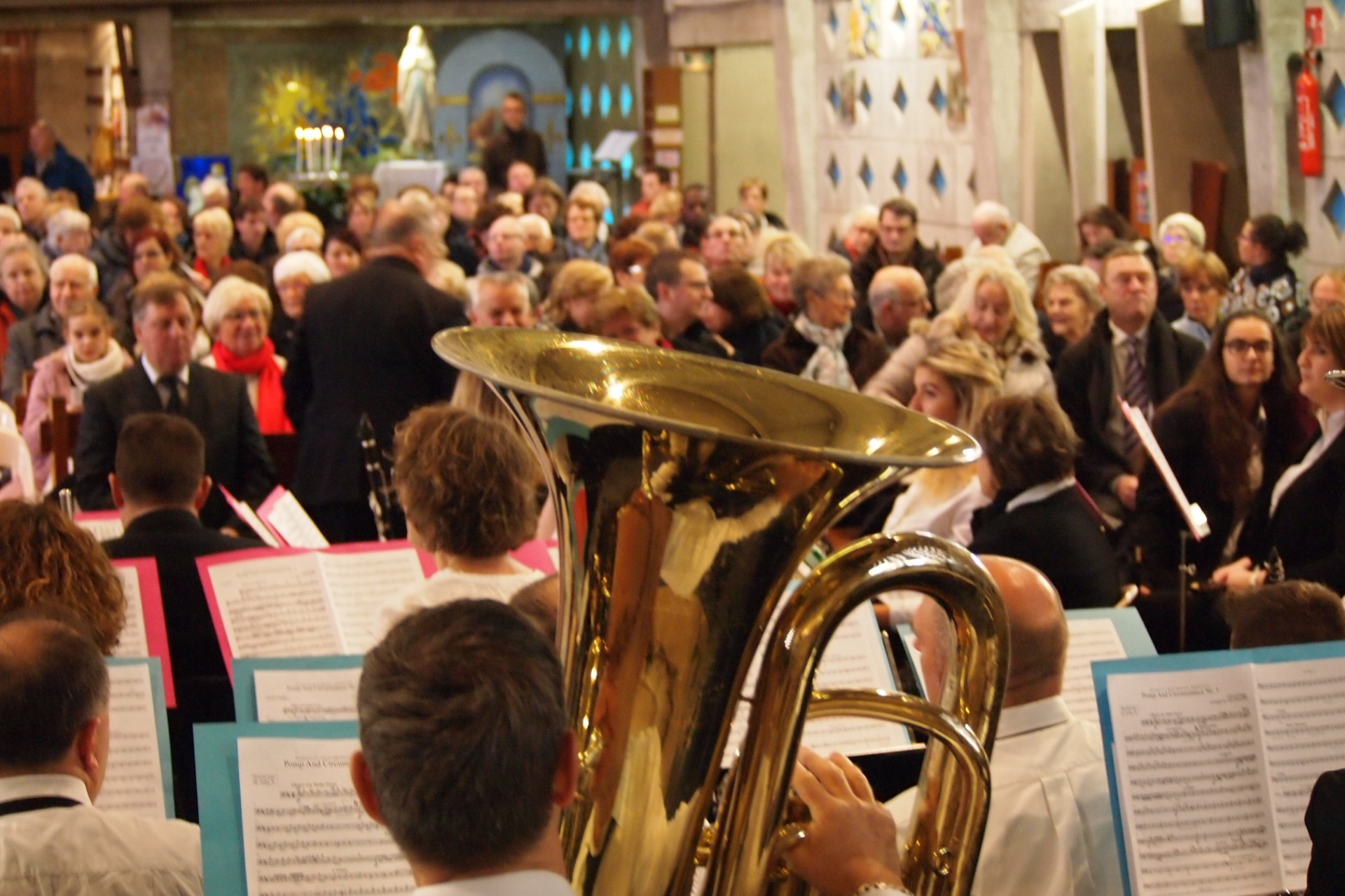 Messe Ste Cécile Lambres 80