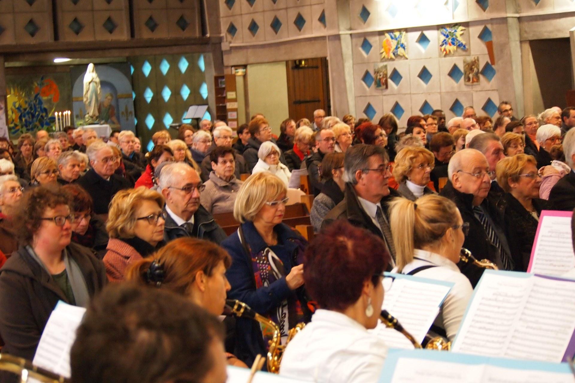 Messe Ste Cécile Lambres 84