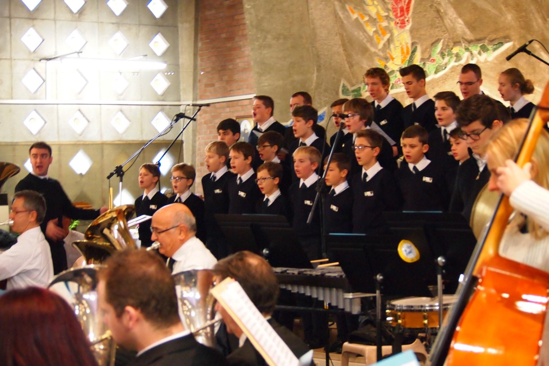 Messe Ste Cécile Lambres 86