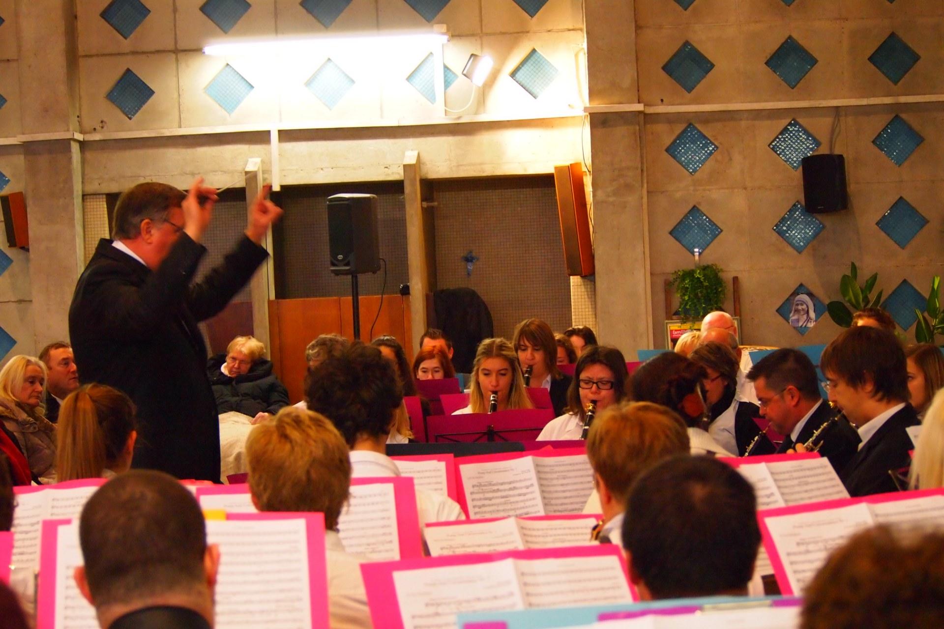 Messe Ste Cécile Lambres 87