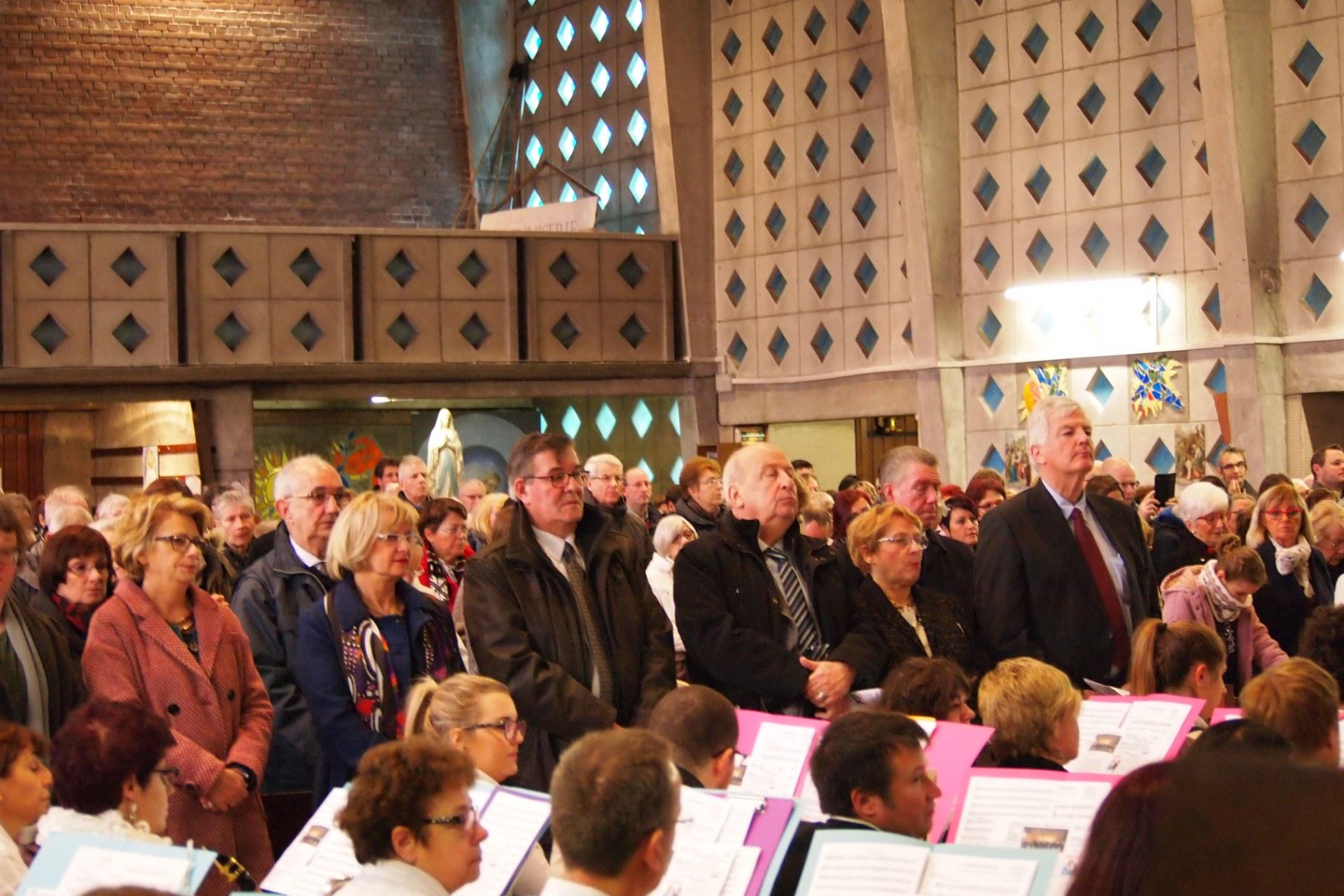 Messe Ste Cécile Lambres 89